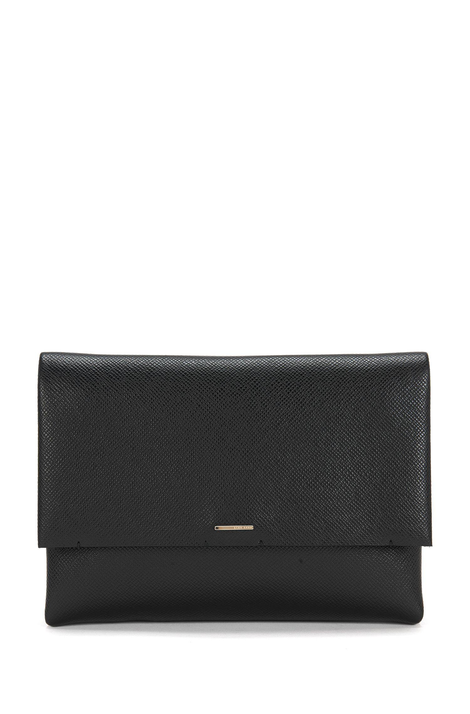 Nécessaire in pelle con bandoliera staccabile: 'Luxury S. Mini FPA'
