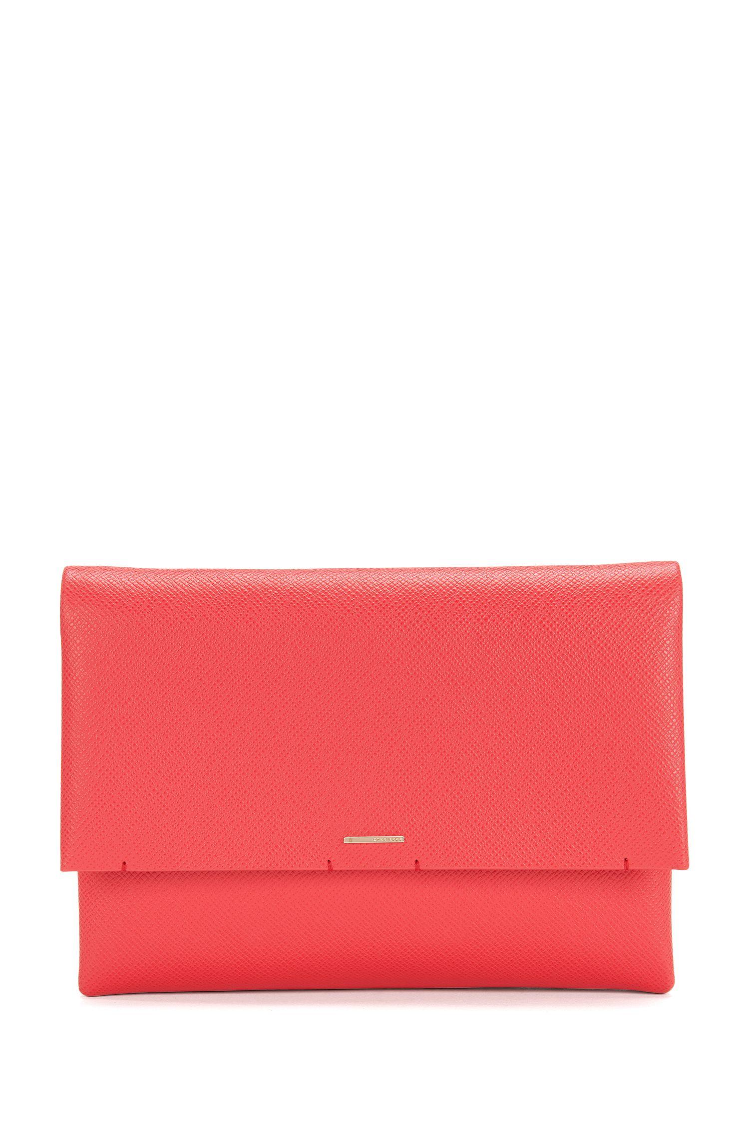 Bolso de mano en piel con correa de hombro desmontable: 'Luxury S. Mini FPA'