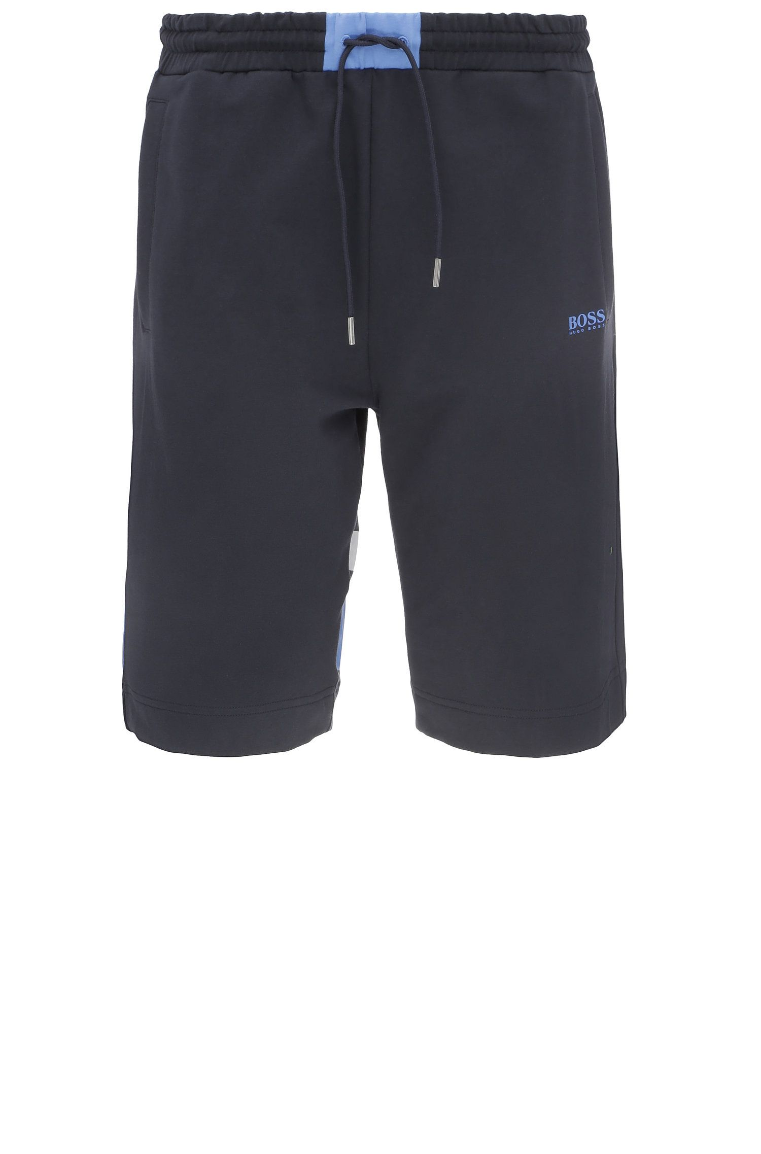 Regular-Fit Shorts aus Baumwolle mit Elasthan-Anteil: ´Headlo 1`
