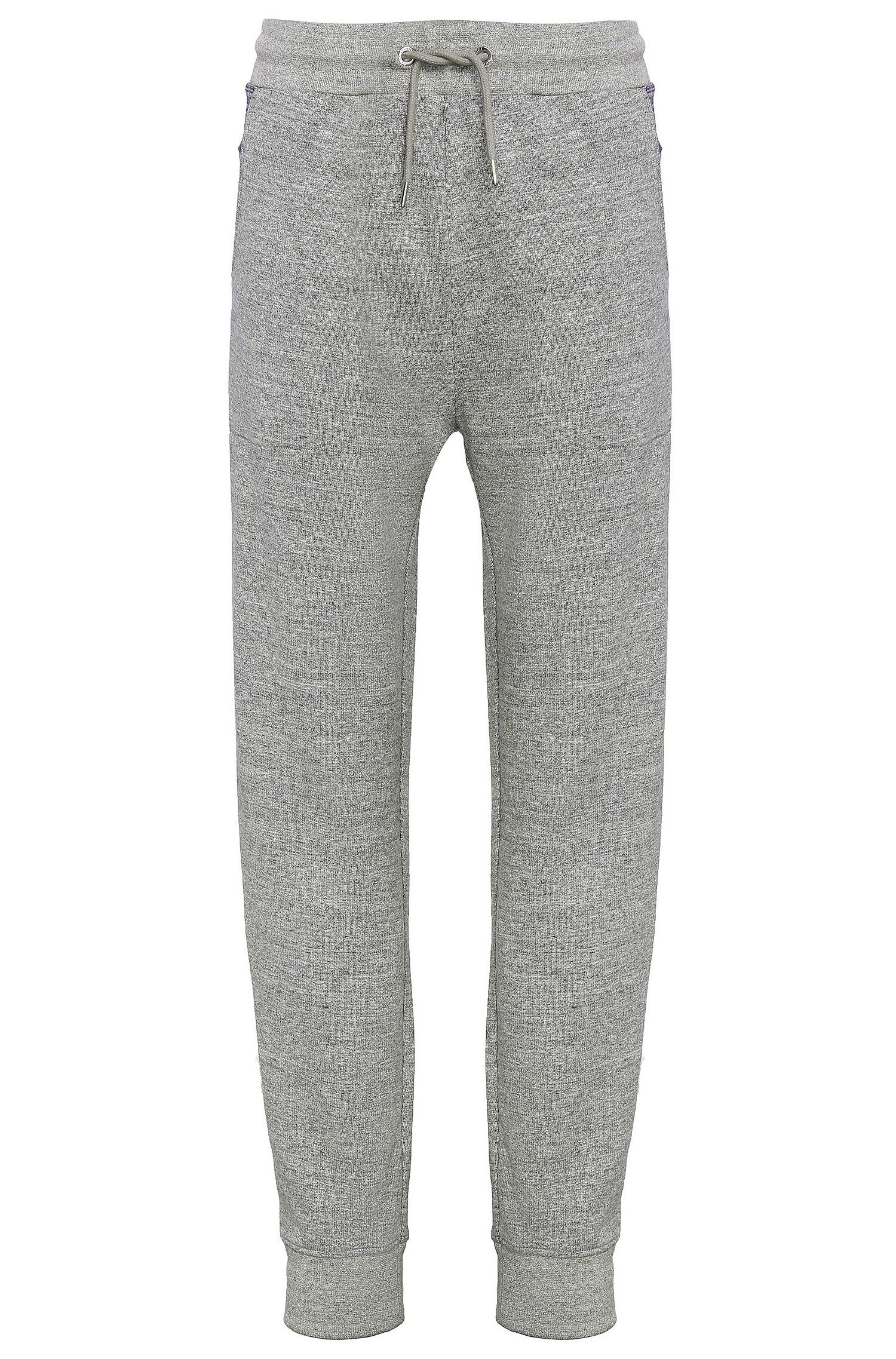Pantalon sweat Regular Fit en coton : « Shines »