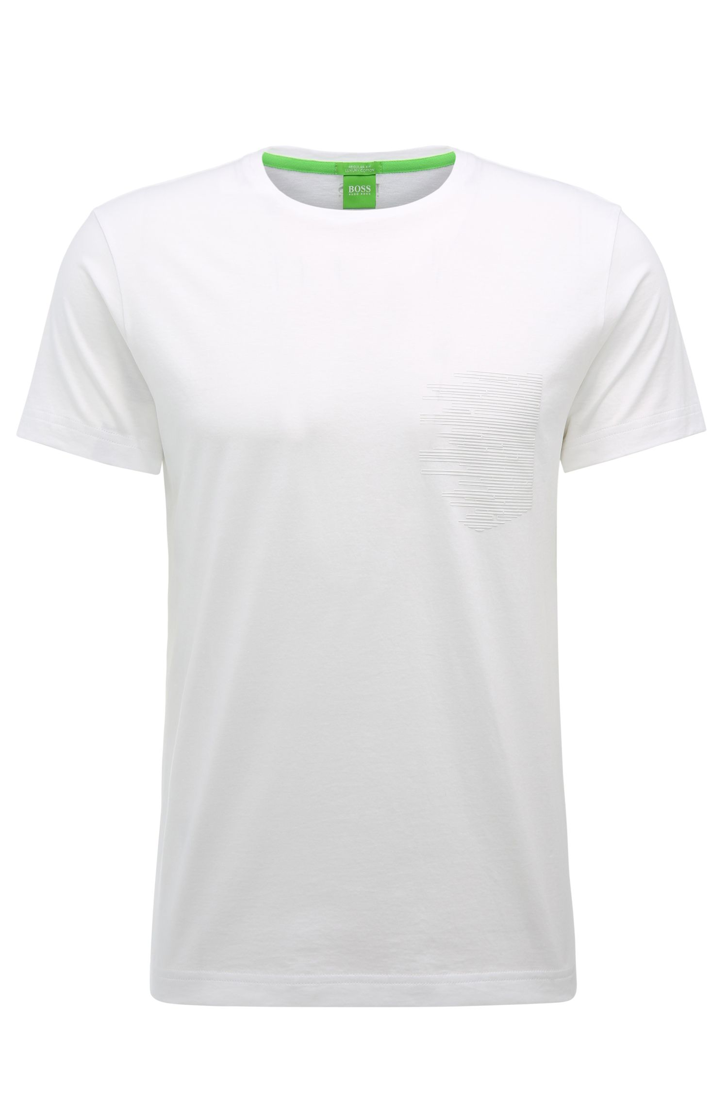 T-shirt Regular Fit en coton avec imprimé : « Teep »