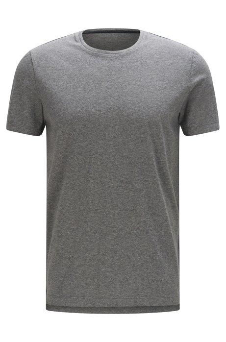 HUGO BOSS T-shirt Slim Fit en jersey de coton doux nYFMNkQ