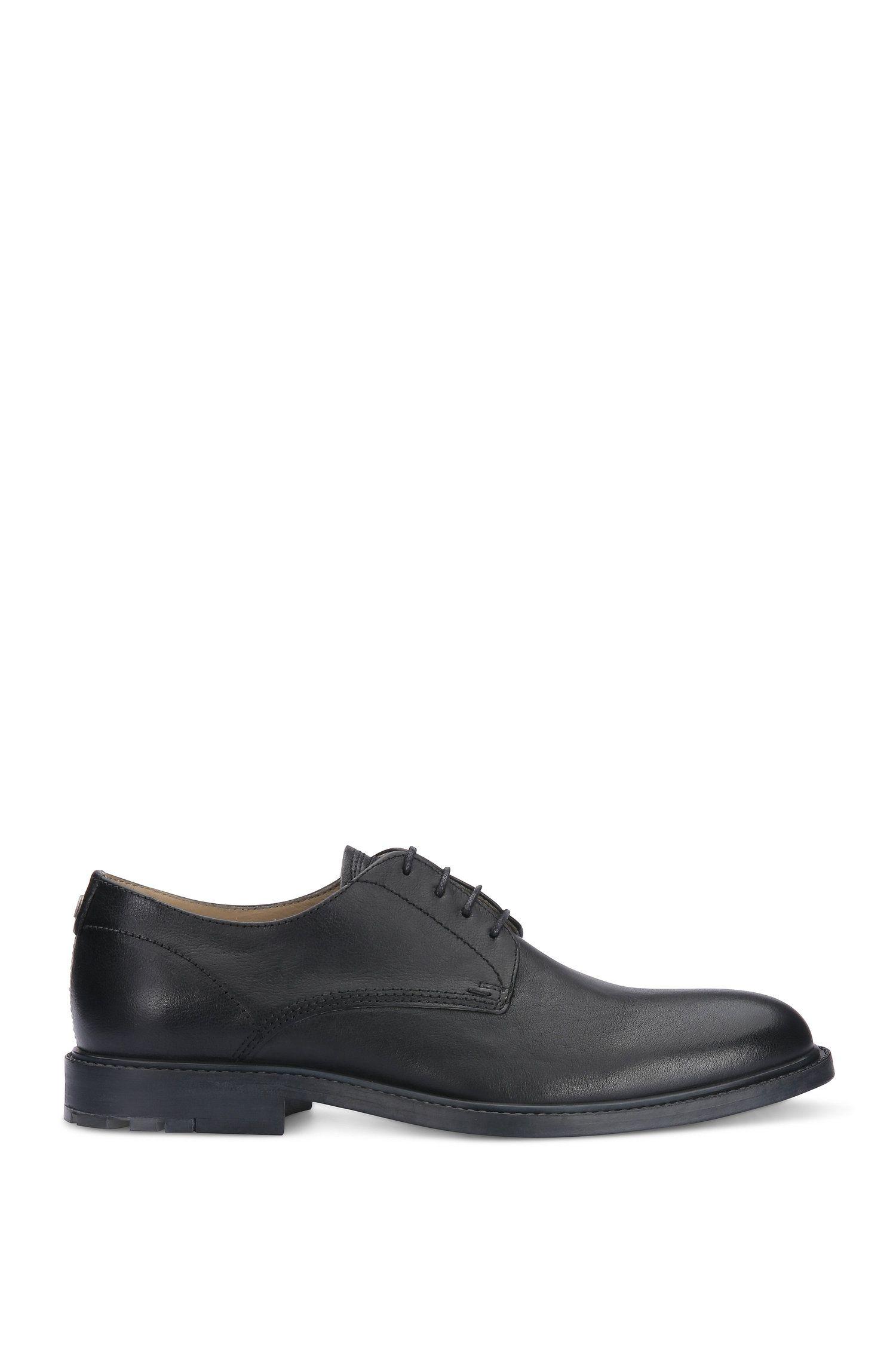 Zapatos con cordones en piel lisa: 'Cultroot_Derb_ltws'