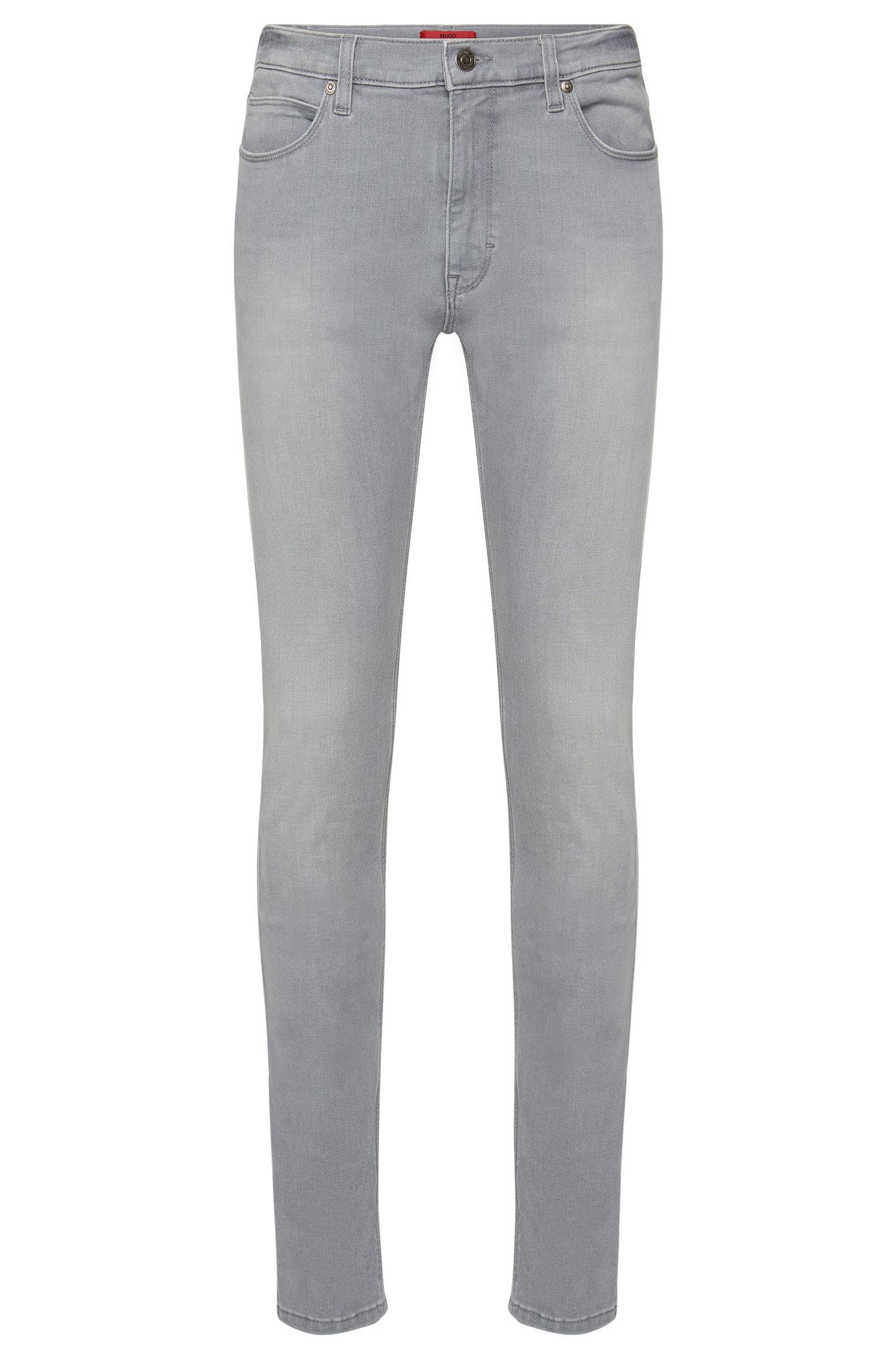 Jeans SkinnyFit en coton extensible mélangé: «HUGO734»