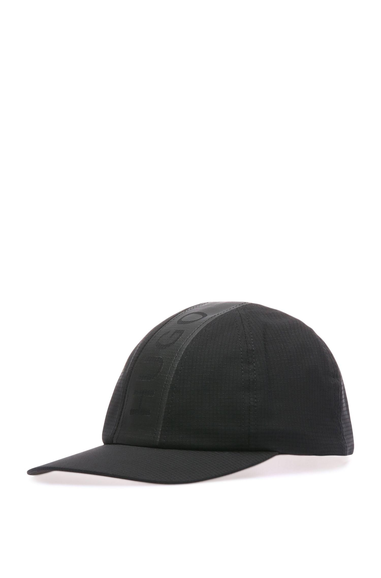 Basecap aus Material-Mix mit Struktur: ´Lightweight-Cap`
