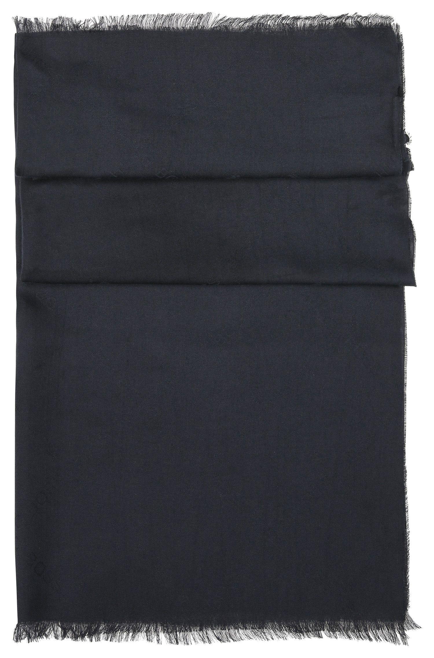 Geweven sjaal van modal: 'Scarf-Calso'