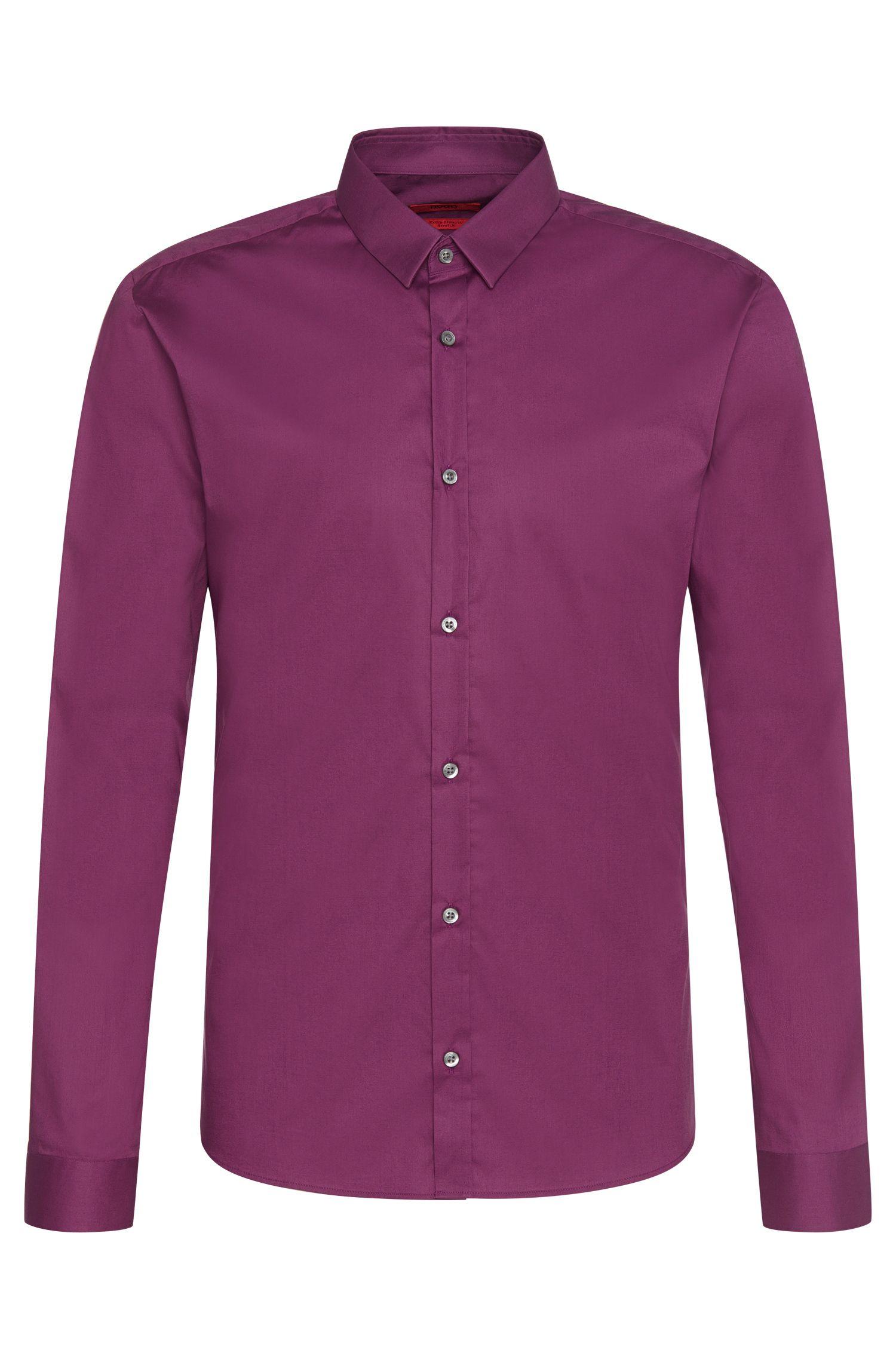 Extra Slim-Fit Hemd aus Stretch-Baumwolle: 'Ero3'