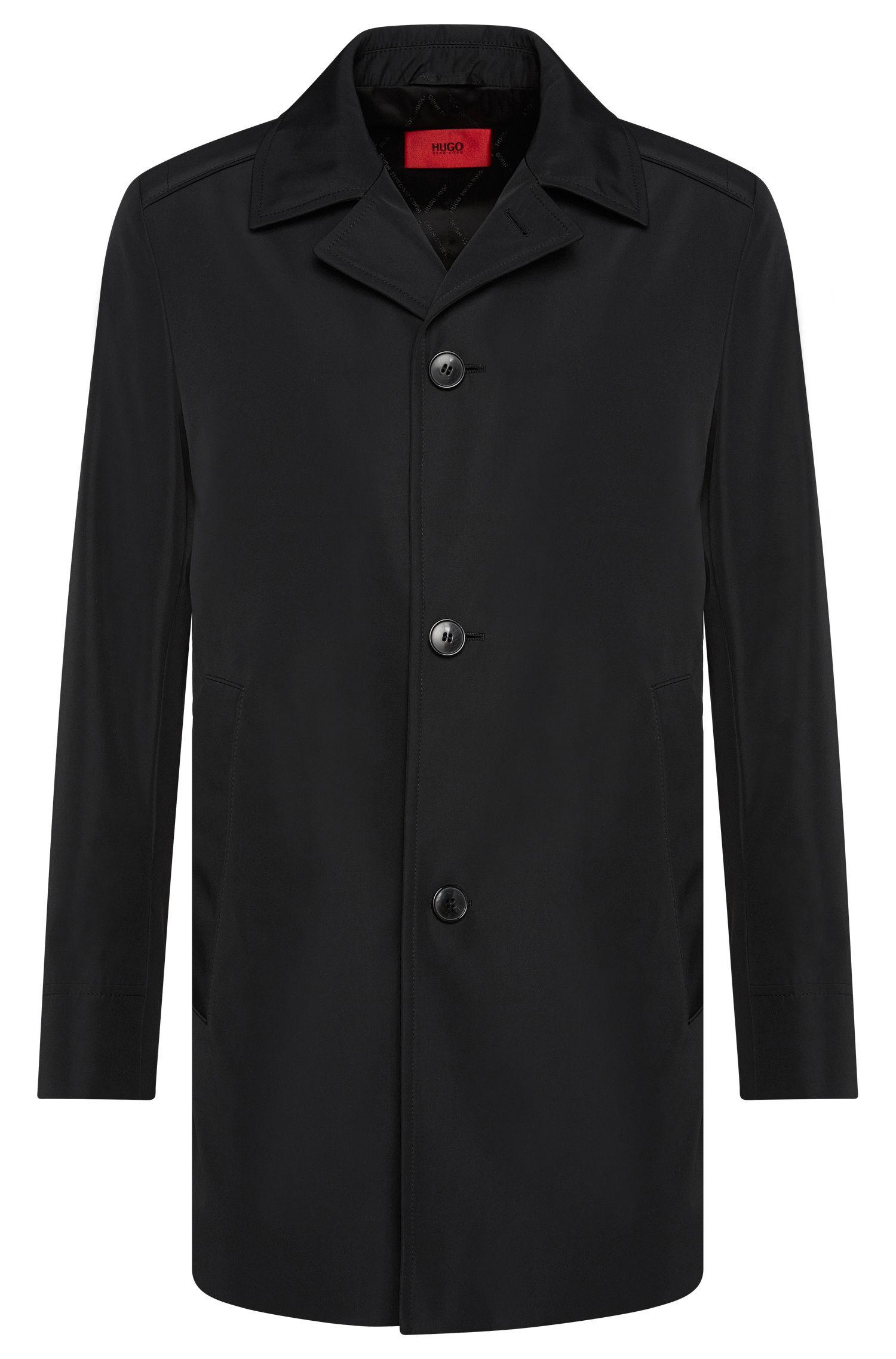 Abrigo corto regular fit impermeable: 'C-Dais7'