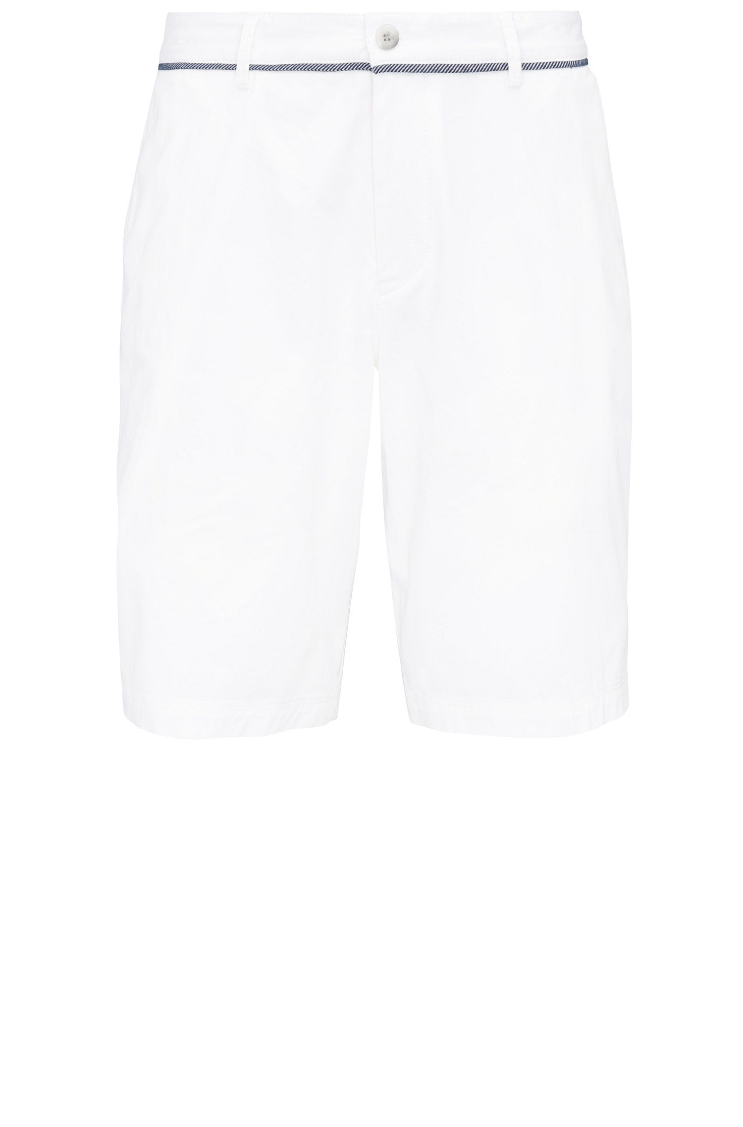 Pantaloncini corti in misto cotone con elastan: 'C-Clyde2-14-W'