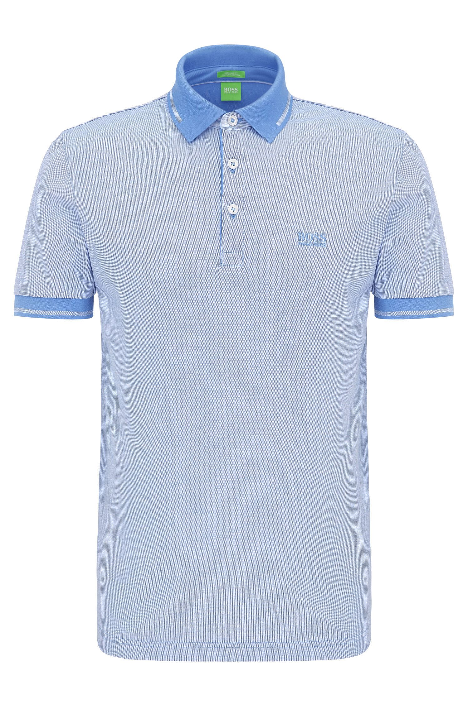 Polo regular fit in cotone: 'C-Vito'