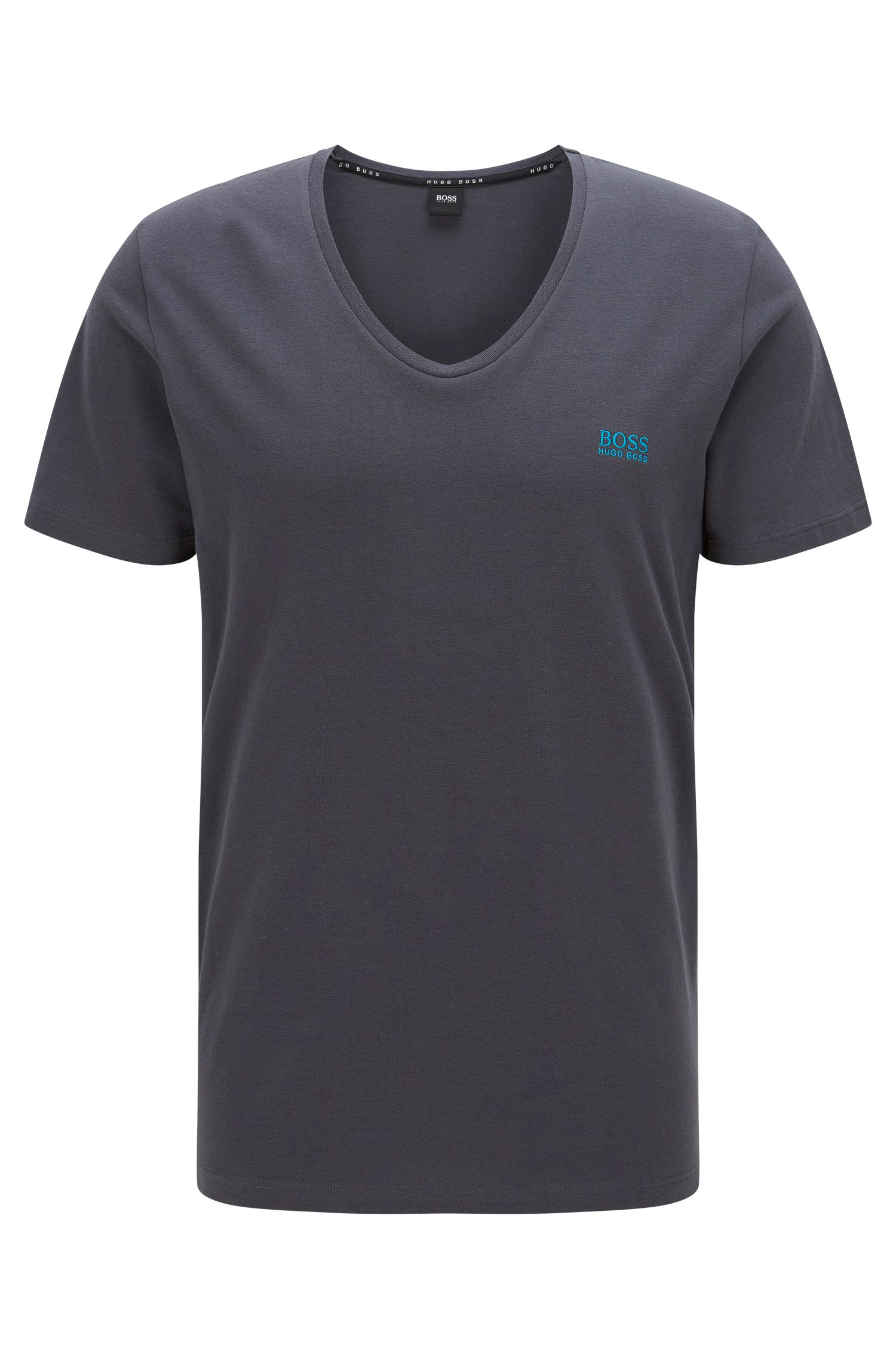 Lounge-T-shirt van single jersey