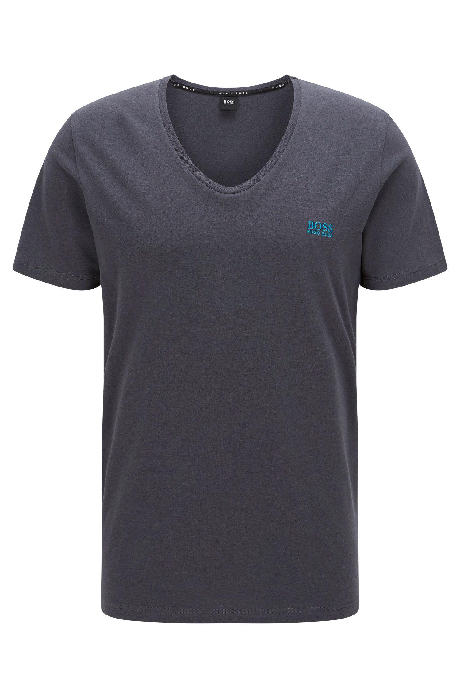 T-shirt d'intérieur en jersey simple
