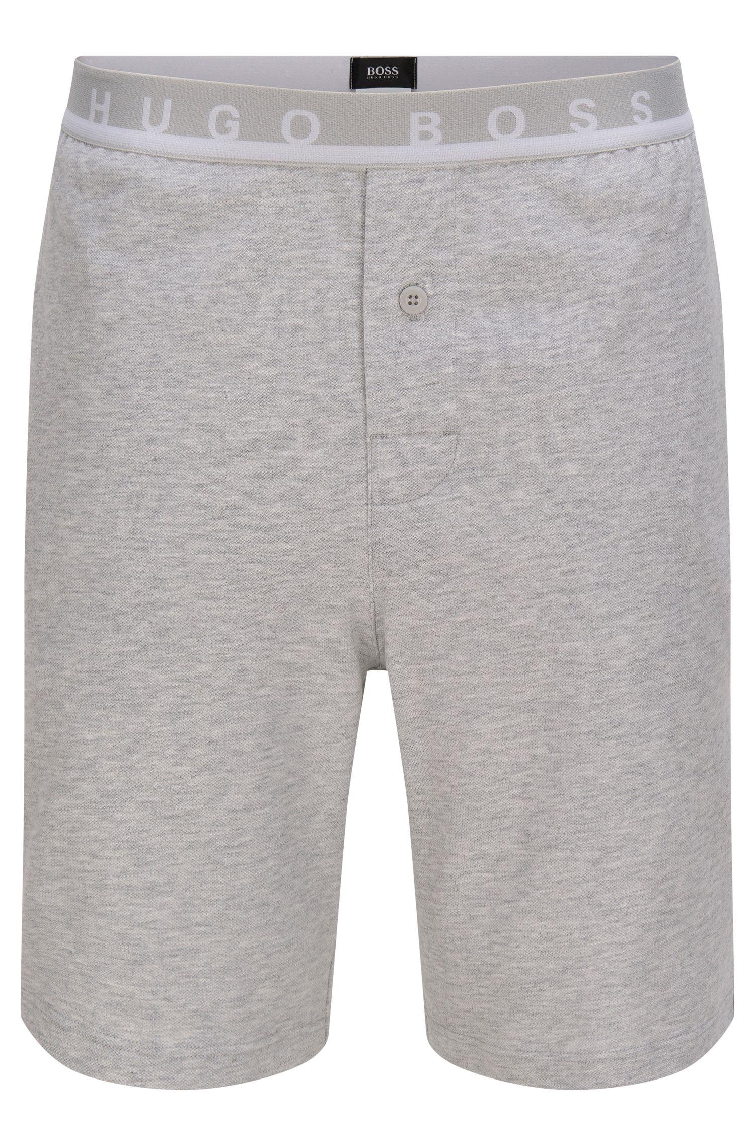 Shorts aus Stretch-Baumwolle mit Elastikbund: 'Short Pant EW'