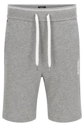 Cotton sweat shorts: 'Short Pant', Grey