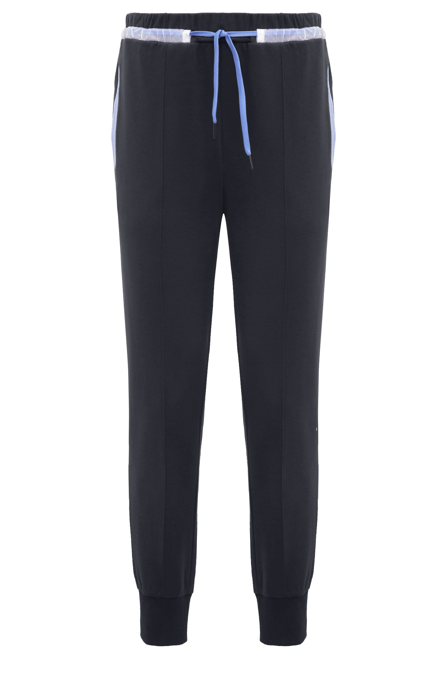 Pantalon de jogging Regular Fit en coton : « Hivon »