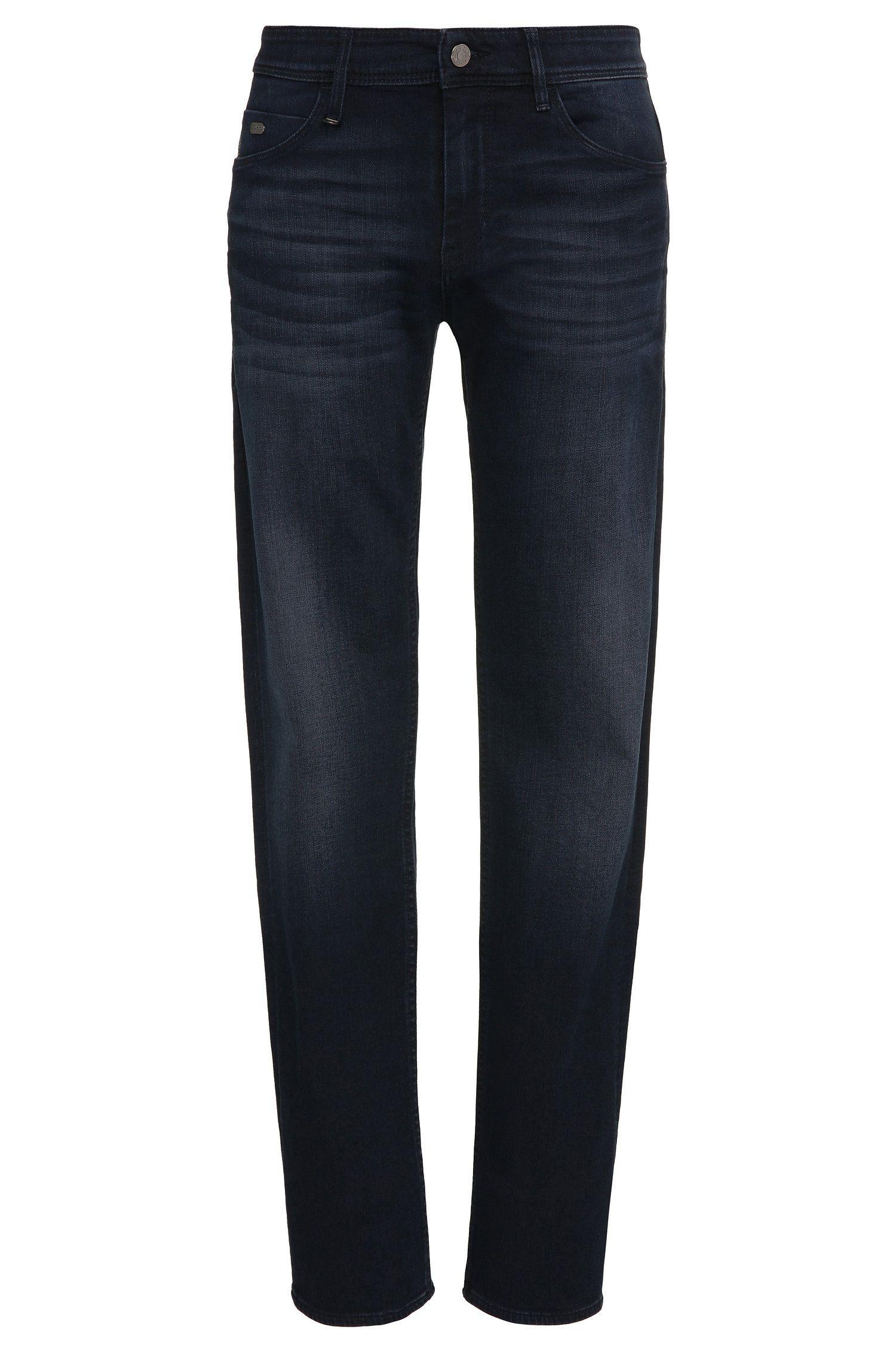 Jeans slim fit in cotone elasticizzato: 'Drake2'