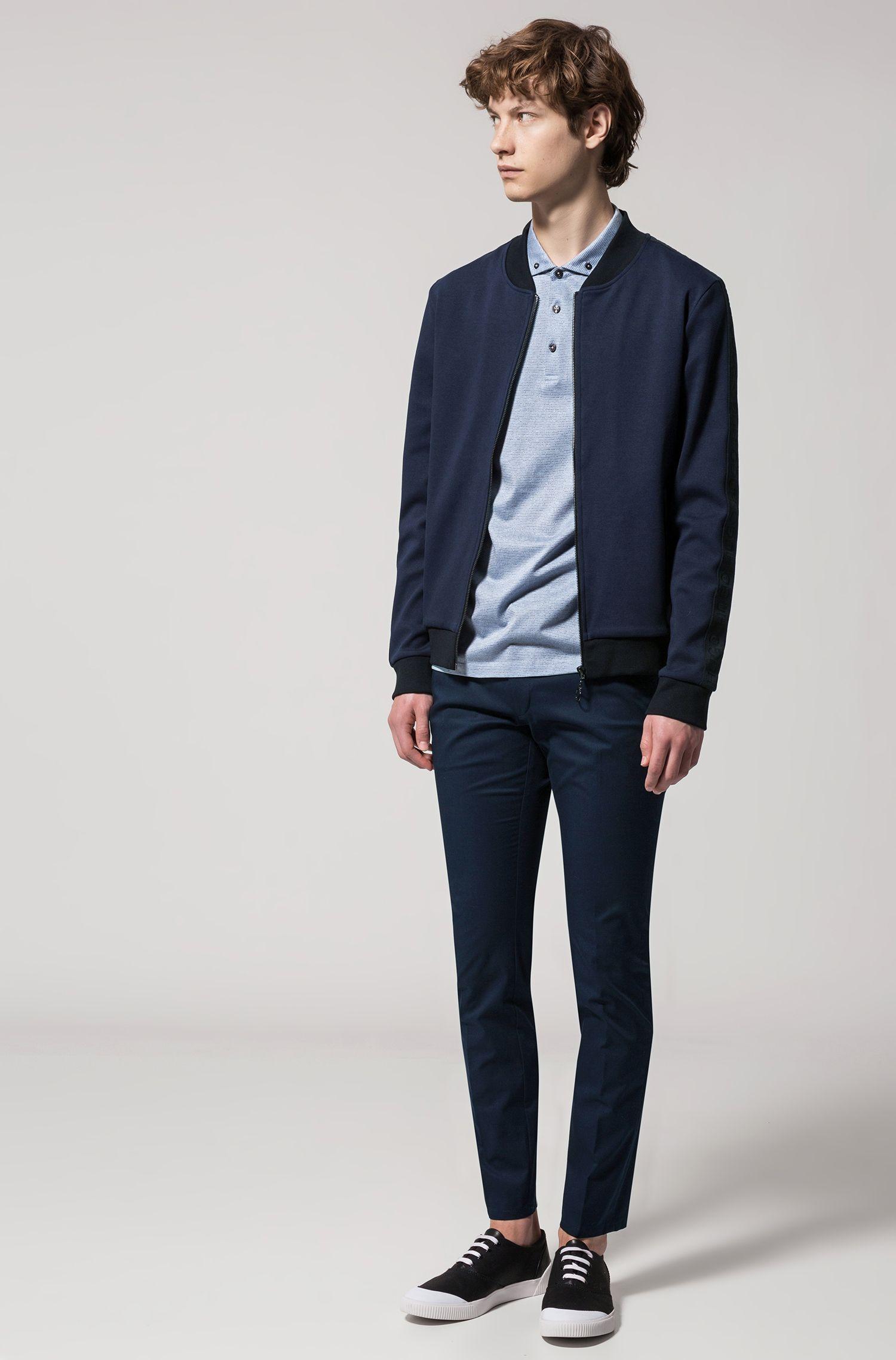Extra Slim-Fit Hose aus Stretch-Baumwolle