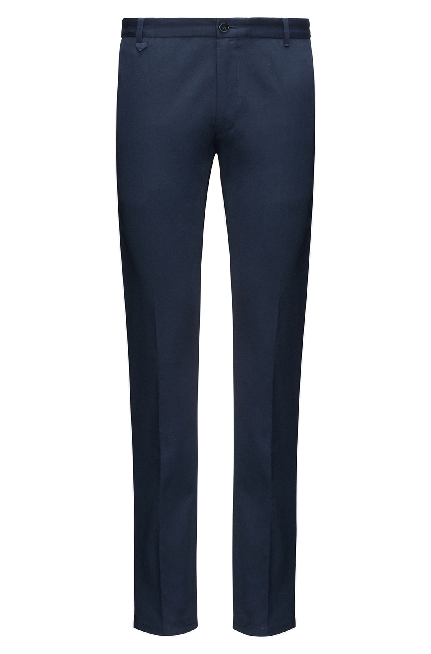 Pantalon Extra Slim Fit en coton stretch