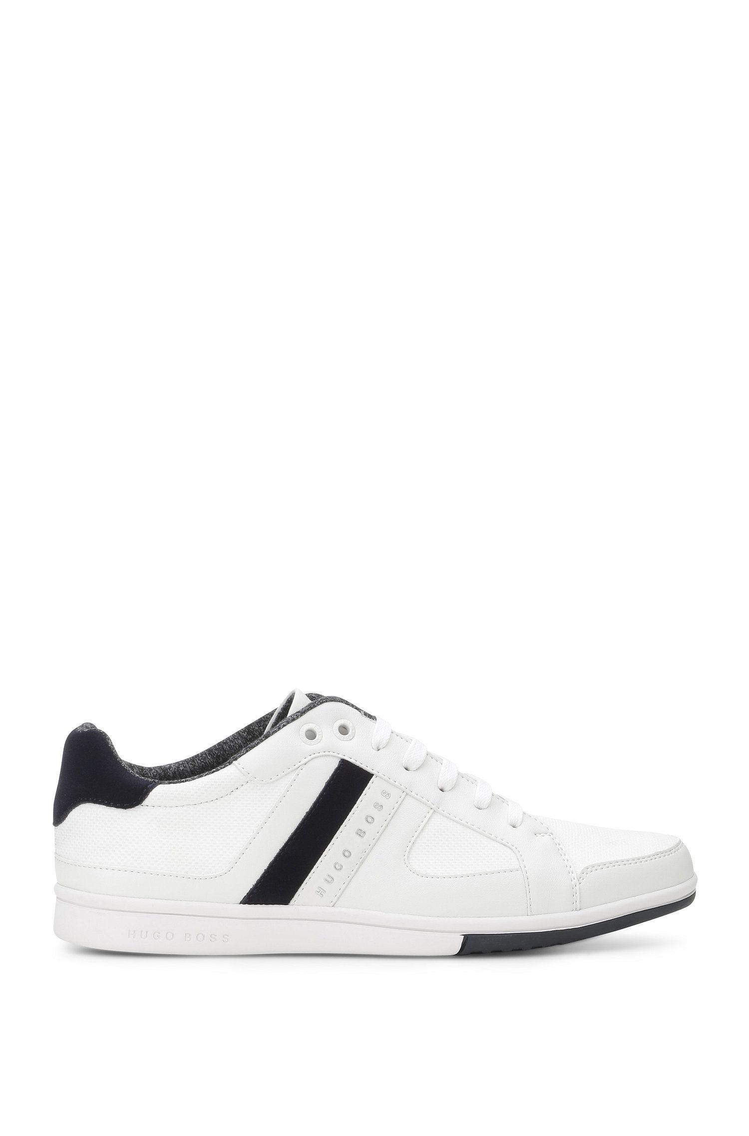 Low Top Sneakers aus Material-Mix: ´Metro_Tenn_cvc`