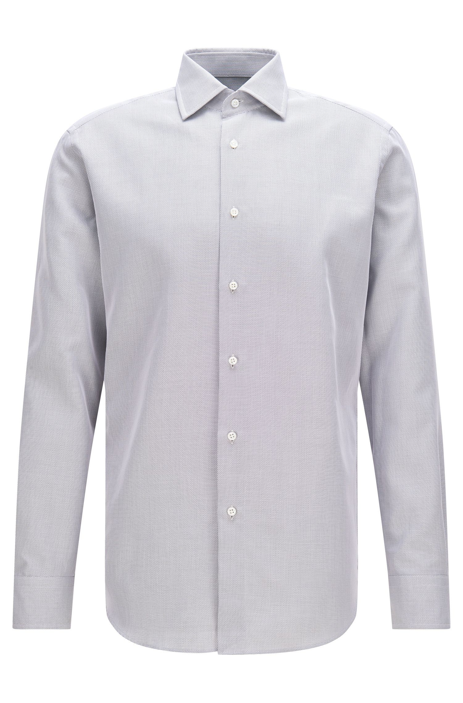 Regular-fit Tailored shirt in cotton: 'T-Stuart'