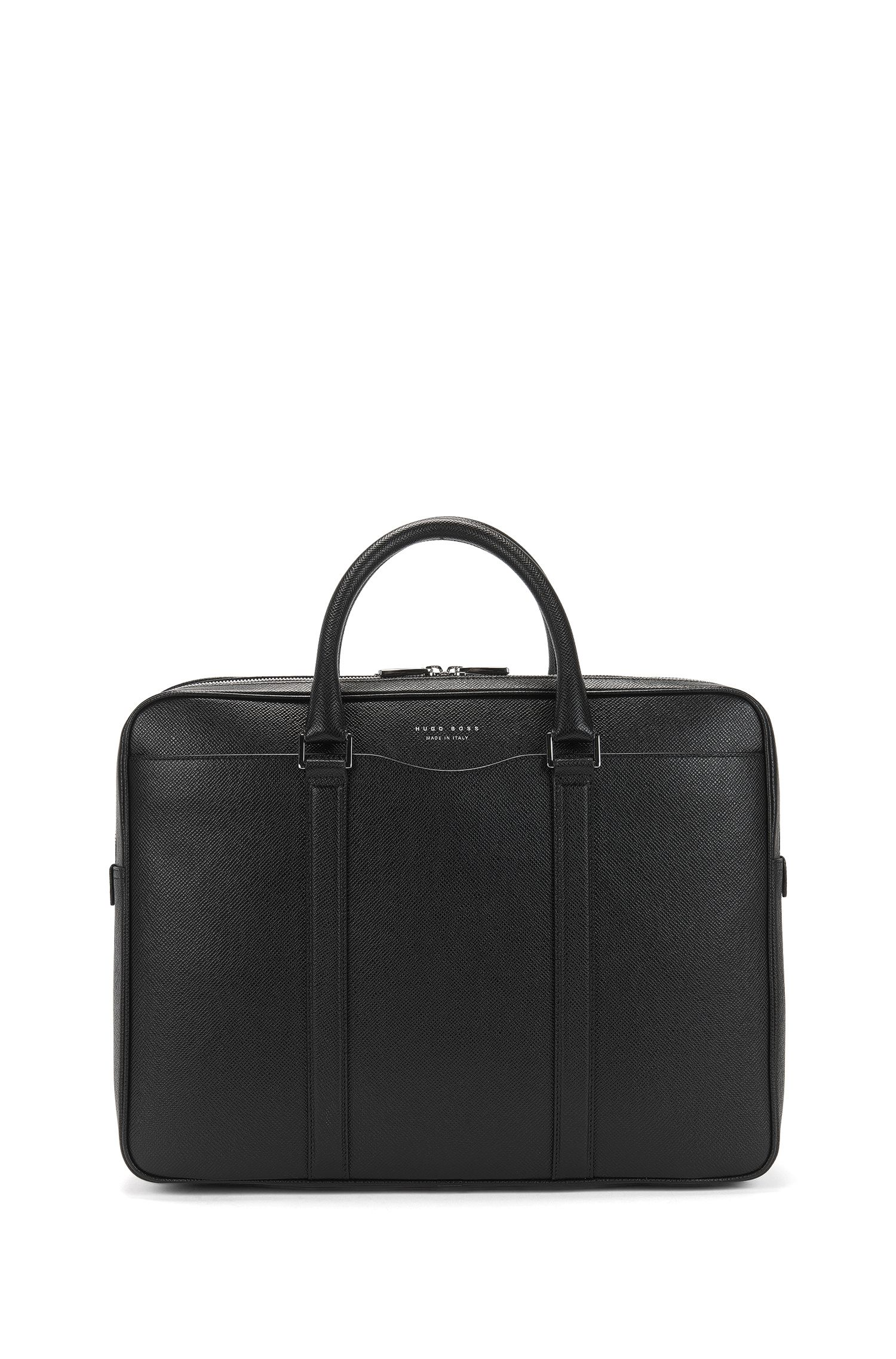 Signature Collection double document case in palmellato leather