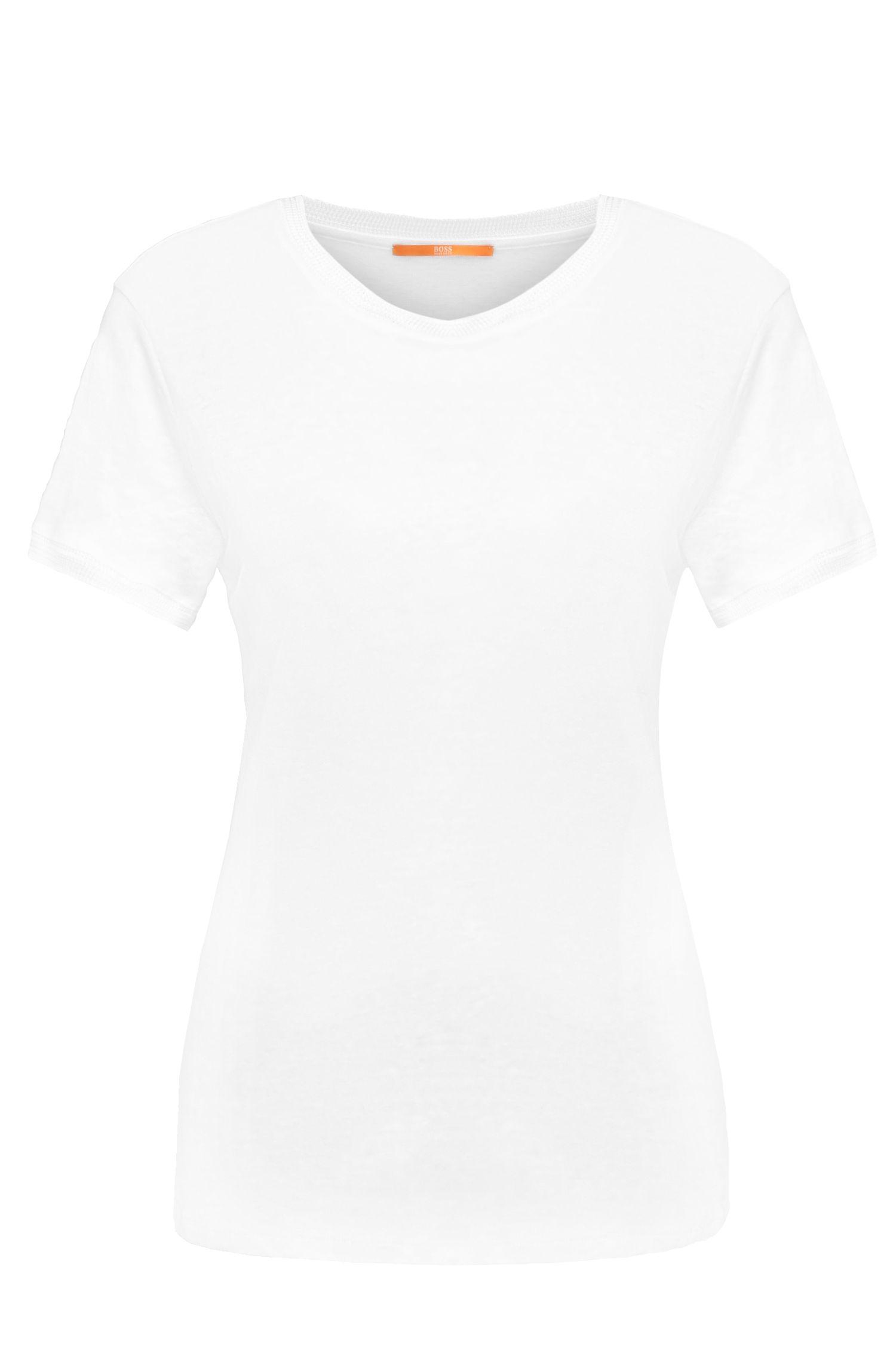 Regular-Fit Shirt aus Leinen: ´Tivolant`