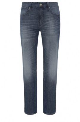 Jeans slim fit in cotone elasticizzato: 'Orange63', Blu