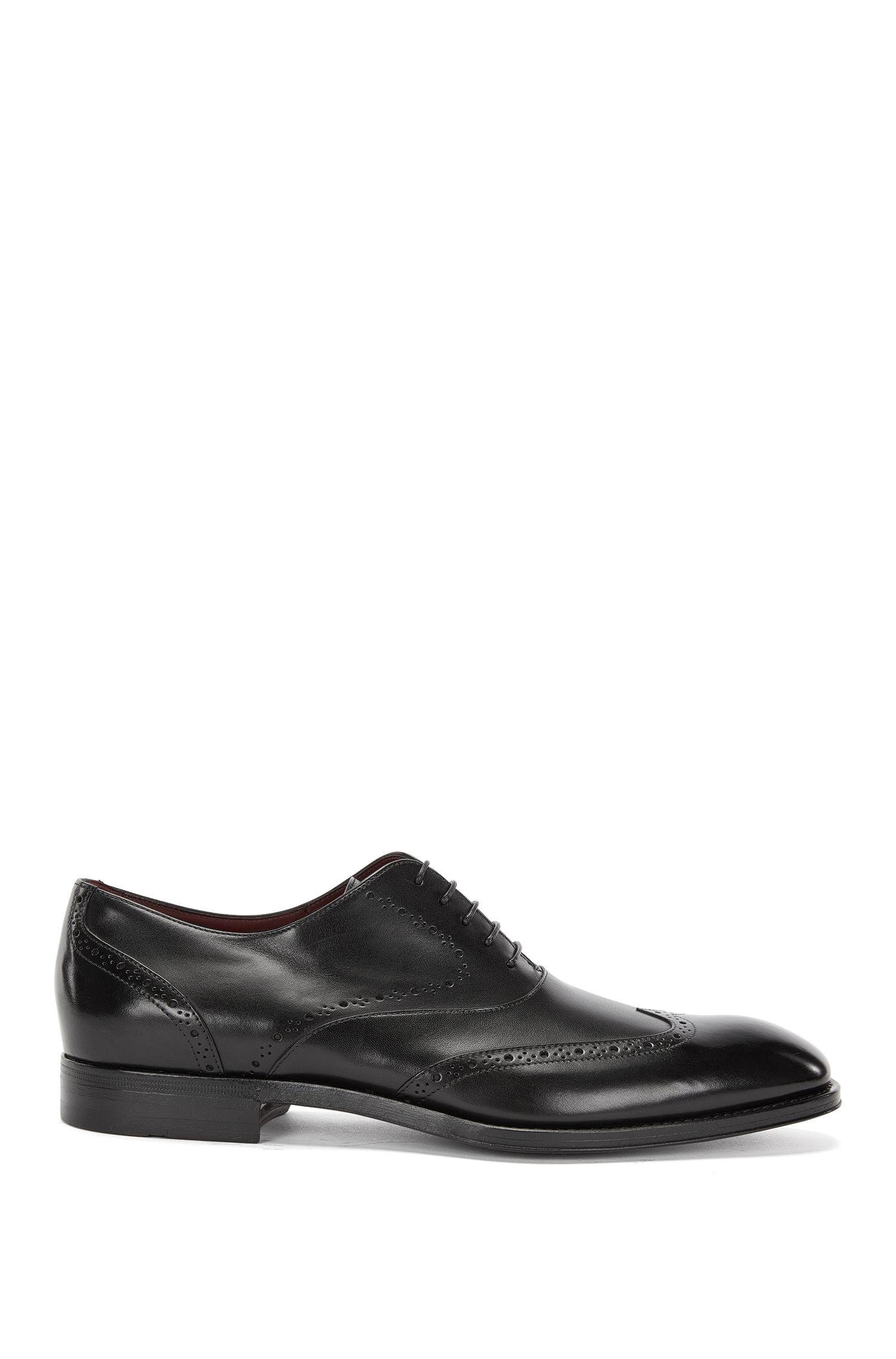 Zapatos de cordón Tailored en piel con estilo Budapest: 'T-Legend_Oxfr_wt'