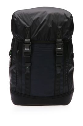 Sac à dos en nylon : « Urbanized_Backpack », Noir