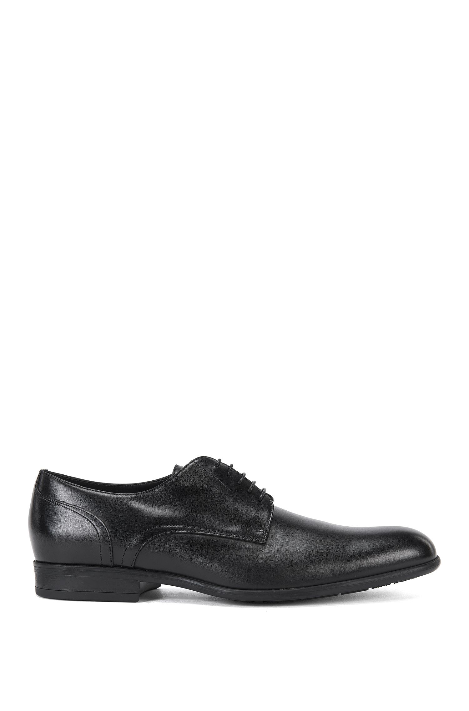 Leather lace-up shoes in Derby style: 'Gentleman_Derb_pl'