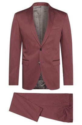 Traje extra slim fit en algodón elástico: 'Reyno3/Wave1', Pink