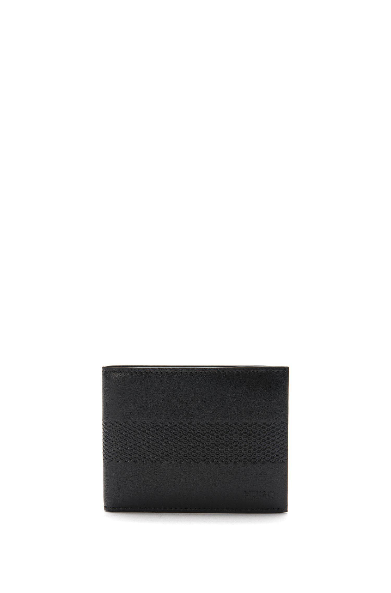 Geldbörse aus geprägtem Leder: 'Future_6 cc'