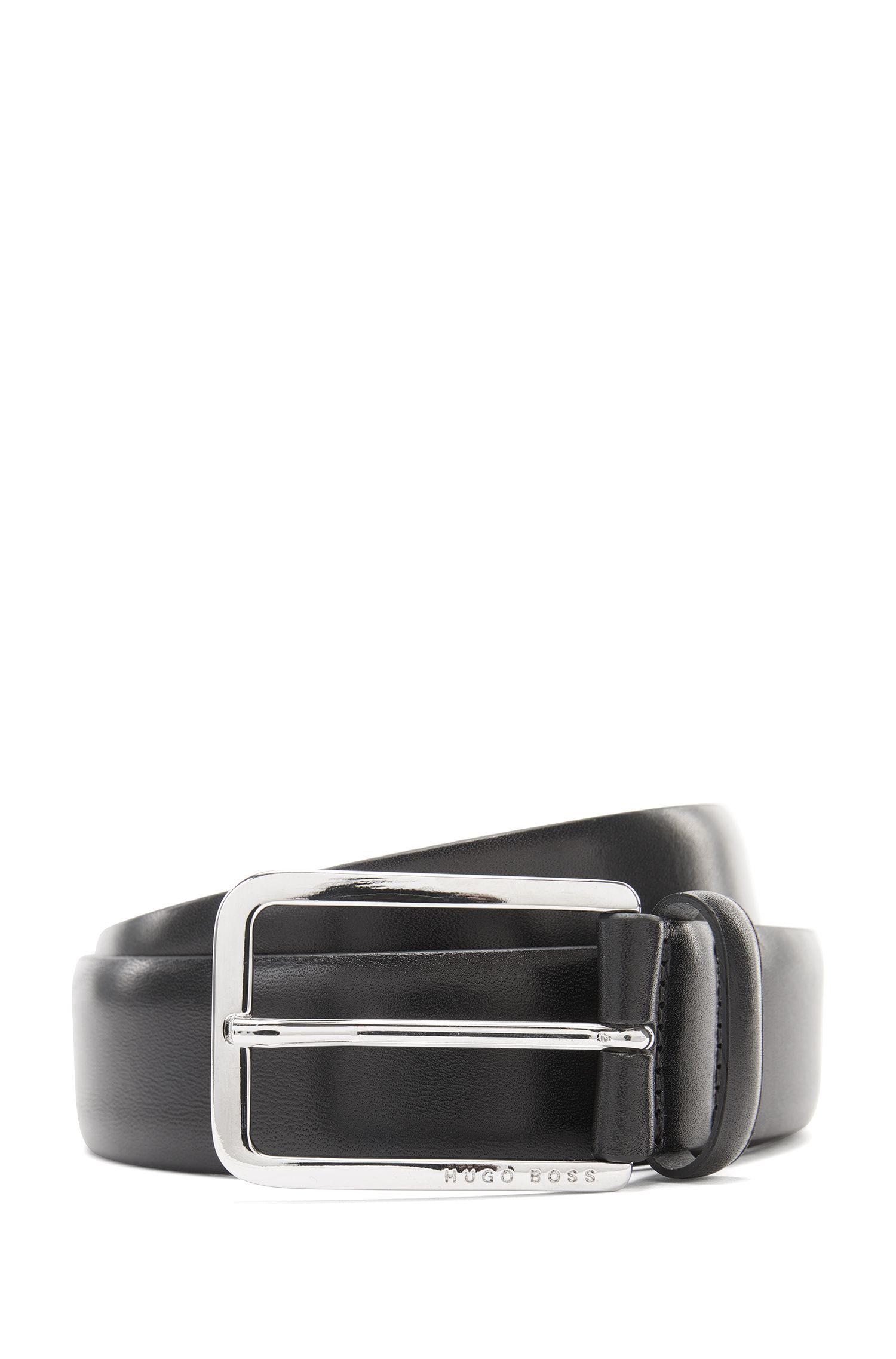 Cinturón de piel veteada: 'Cecilio_Sz35_Itpl'