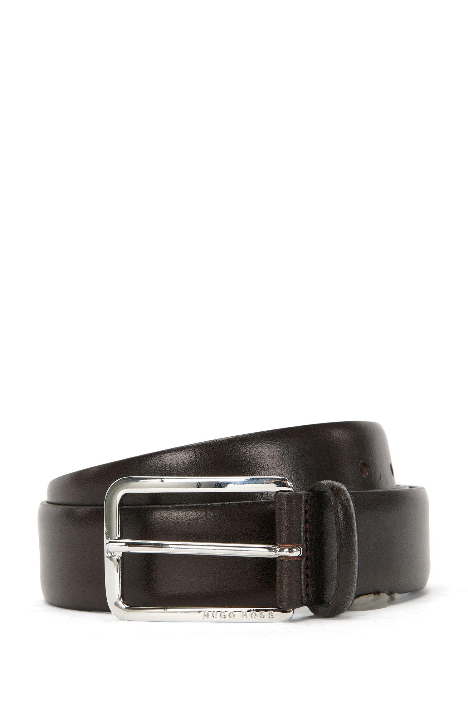 Cintura in pelle con venature: 'Cecilio_Sz35_Itpl'