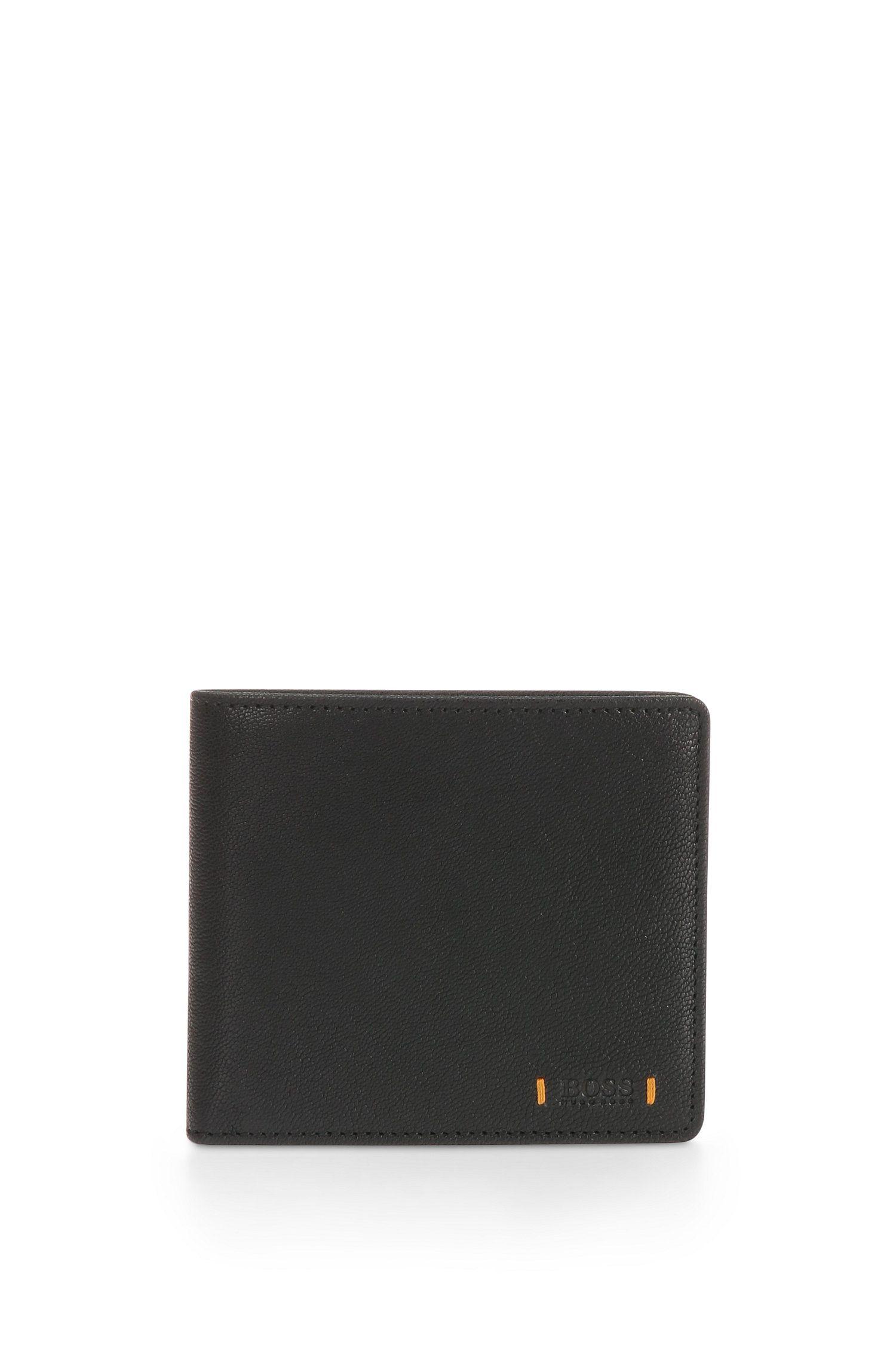 Portemonnaie aus Leder zum Aufklappen: ´Streetline_8 cc`