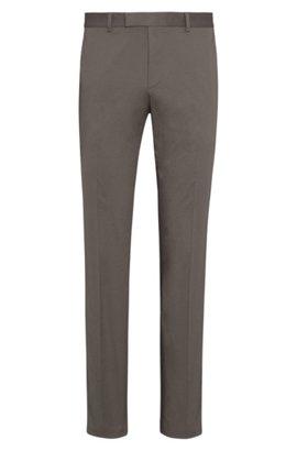 Pantalon Tapered Fit en coton stretch légèrement délavé129.00BOSS Choisir Une Meilleure Ligne Livraison Gratuite Qualité À Vendre 2IRcsce