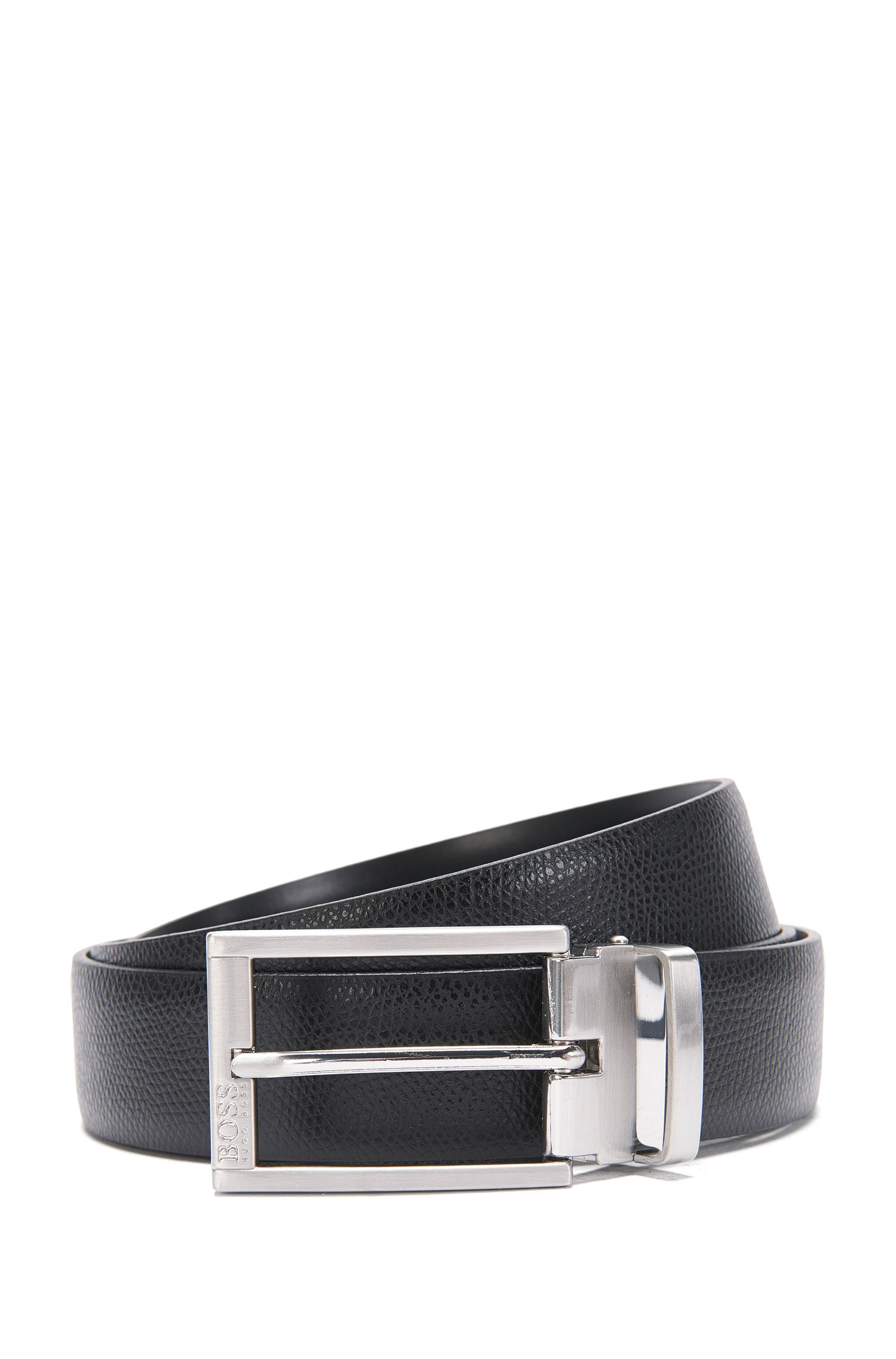 Reversible leather belt: 'Omarosy_Or32_ps'