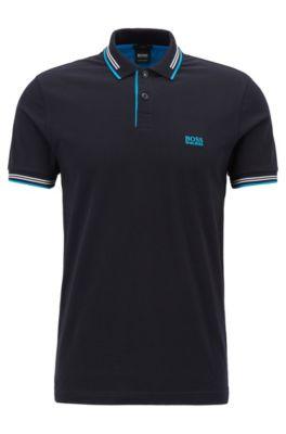 69648c08 HUGO BOSS   Polo Shirts for Men   Classic & Sportive Designs