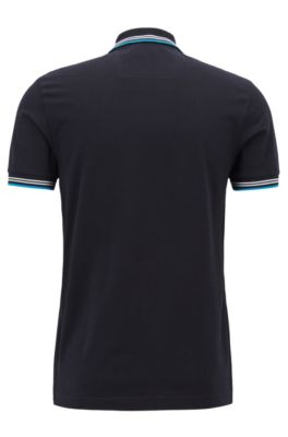 7e131ea859 HUGO BOSS | Polo Shirts for Men | Classic & Sportive Designs
