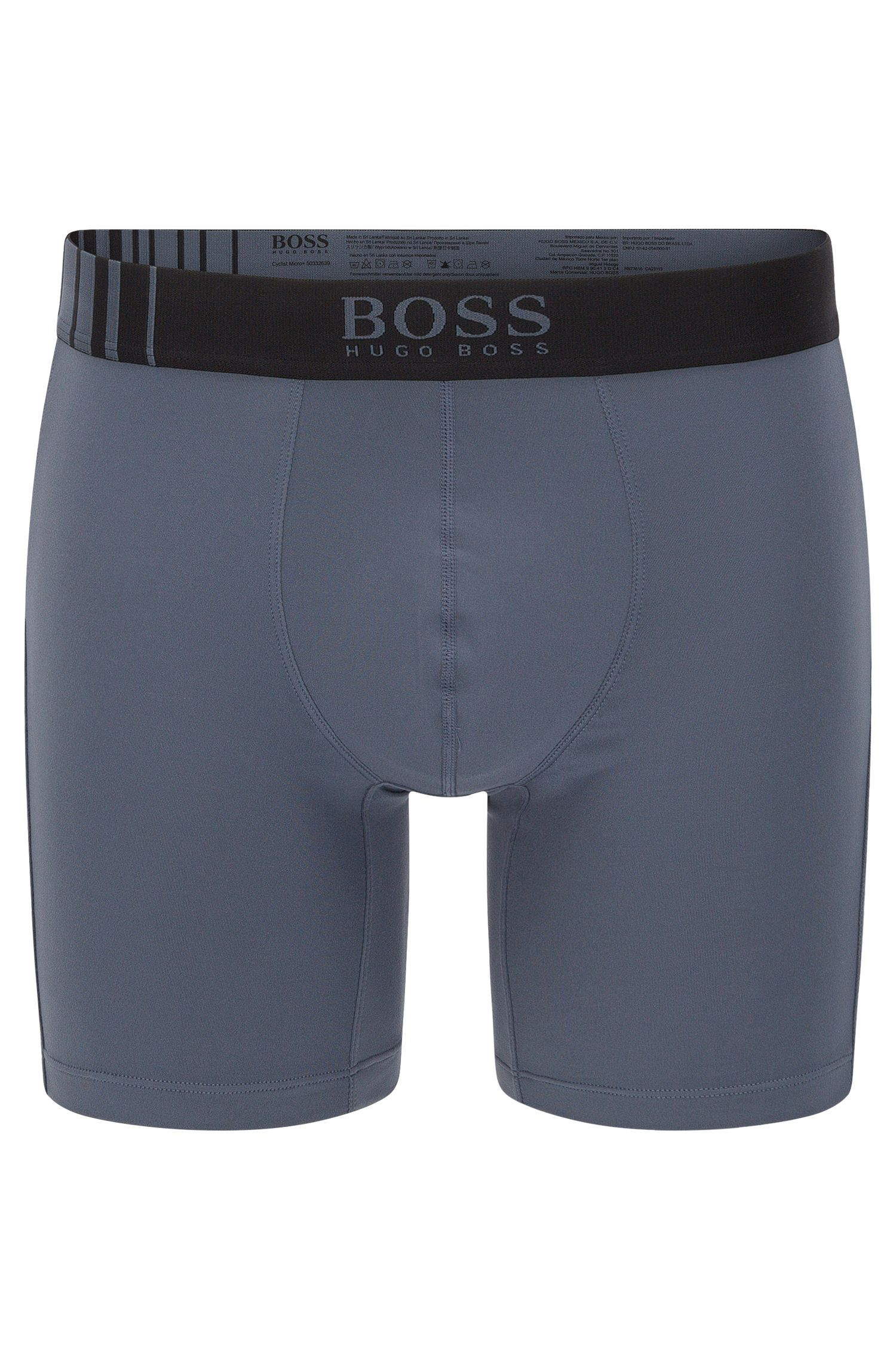 Boxer shorts with COOLMAX® technology