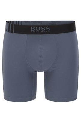 Boxer shorts with COOLMAX® technology, Dark Grey
