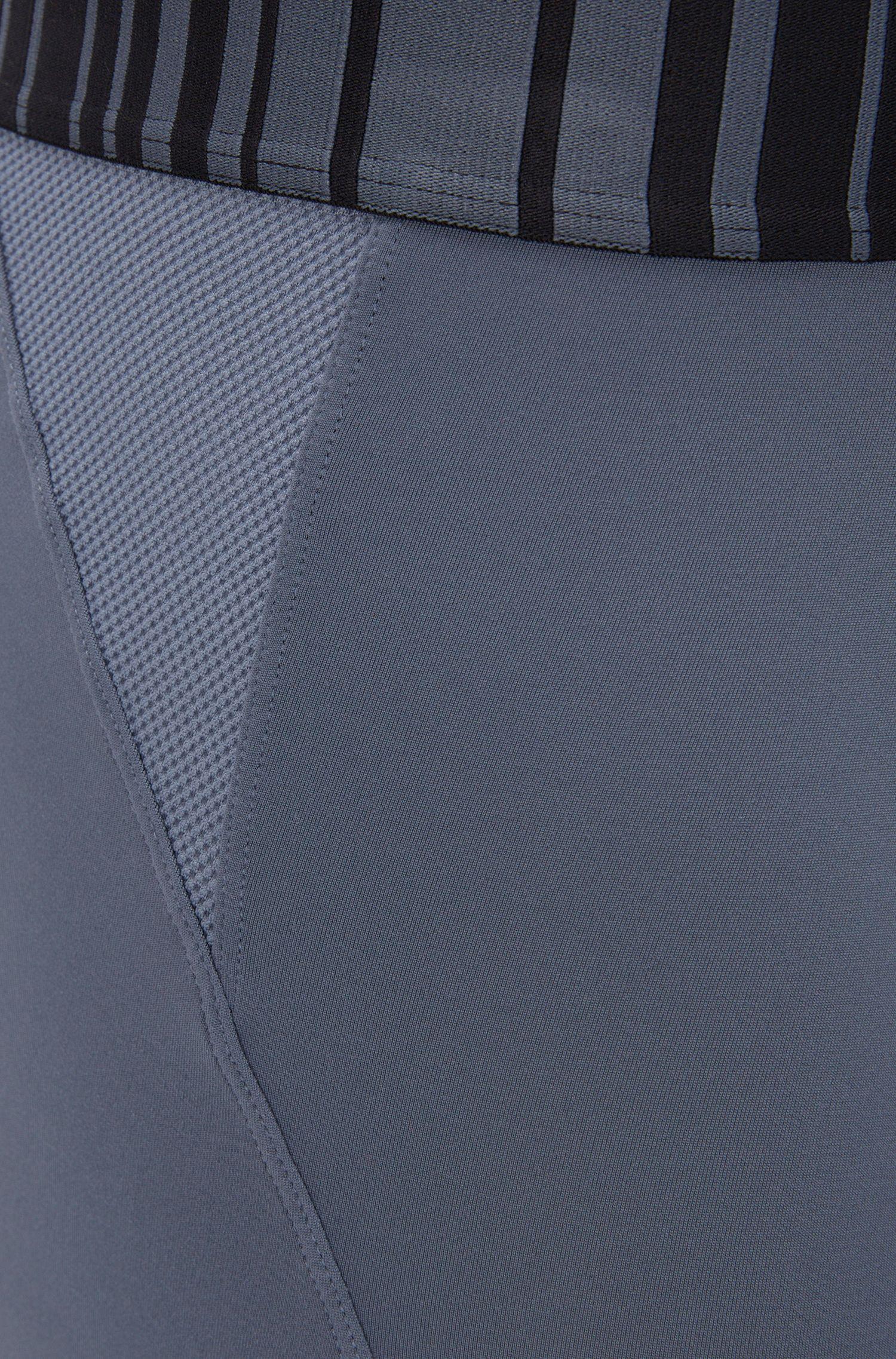 Boxershorts mit COOLMAX® Technologie, Dunkelgrau