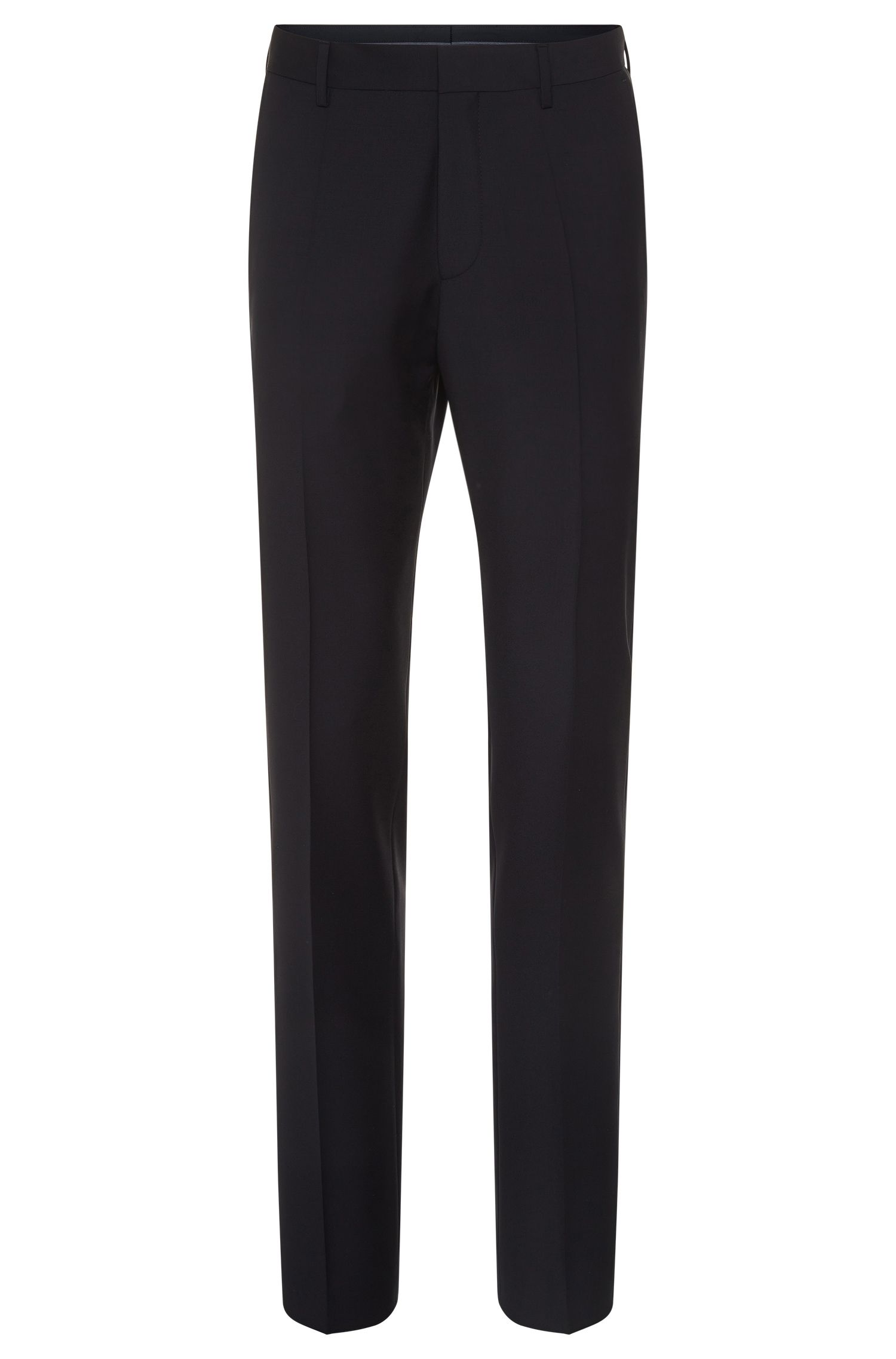 Pantalón slim fit en mezcla de lana virgen con cachemira: 'Genesis2'