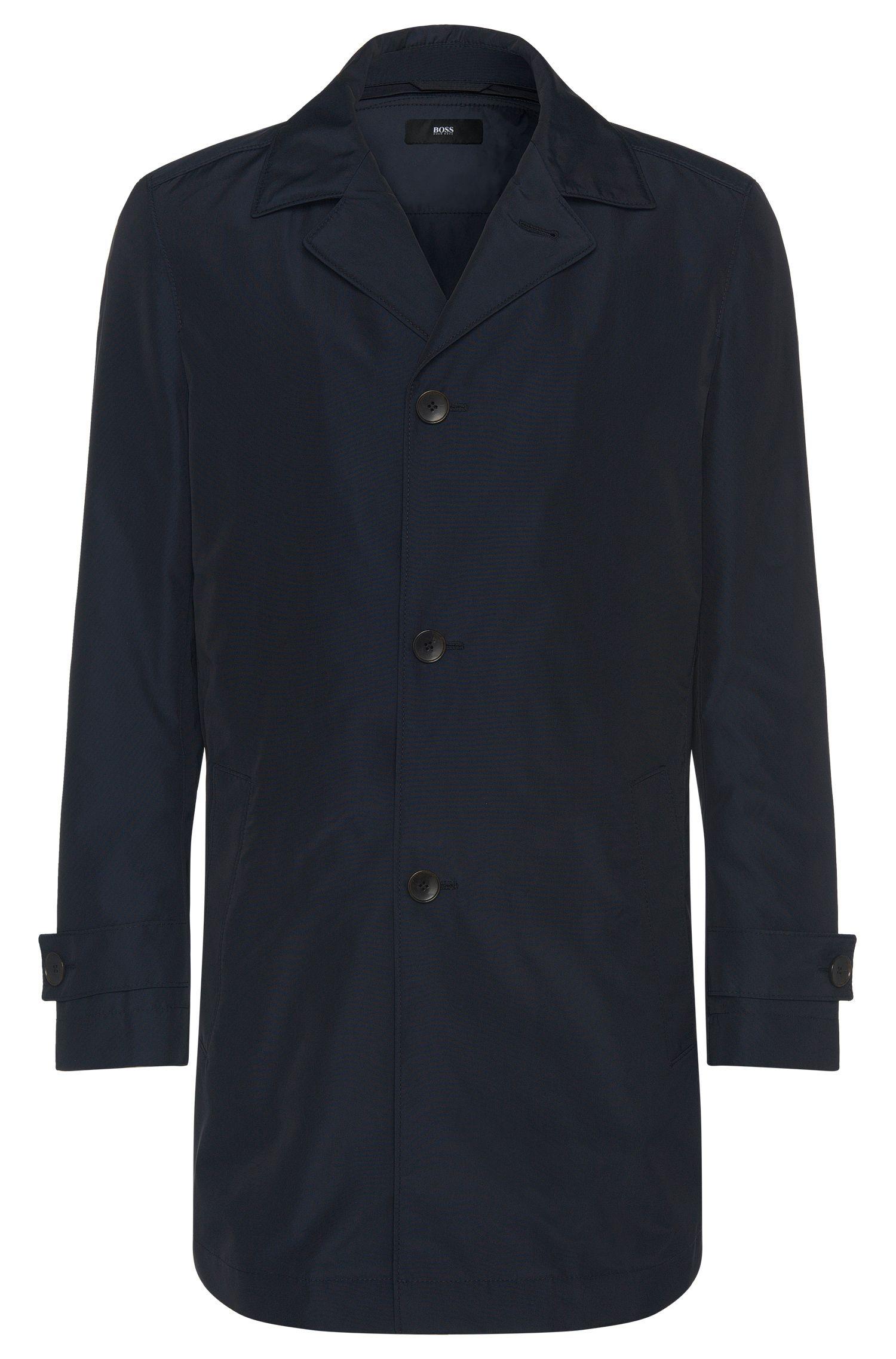 Cappotto slim fit con fodera interna rimovibile: 'Donis2'