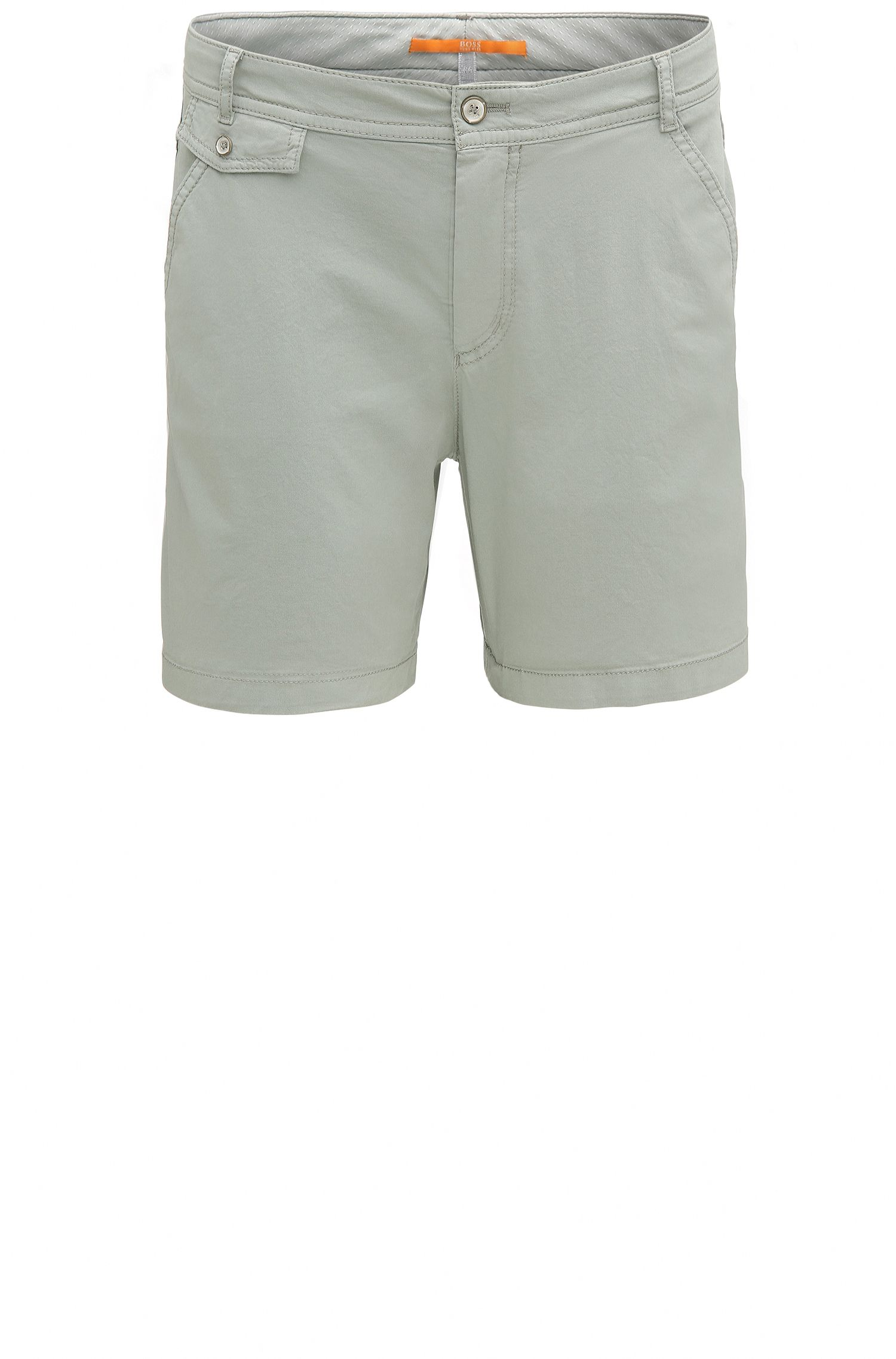 Chino Relaxed Fit en coton extensible: «Sochina-D»