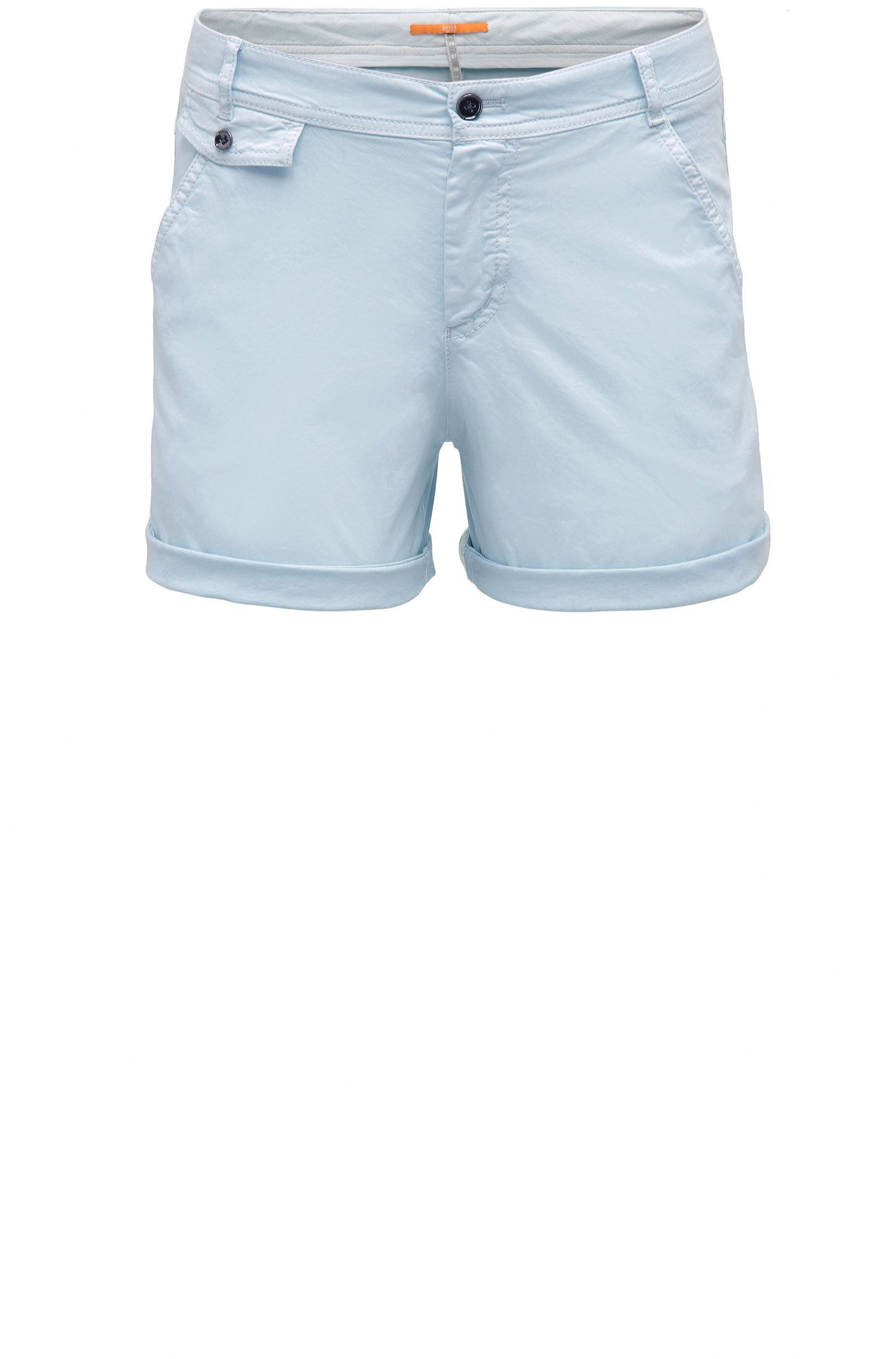 Chino Relaxed Fit en coton extensible : « Sochina-D »