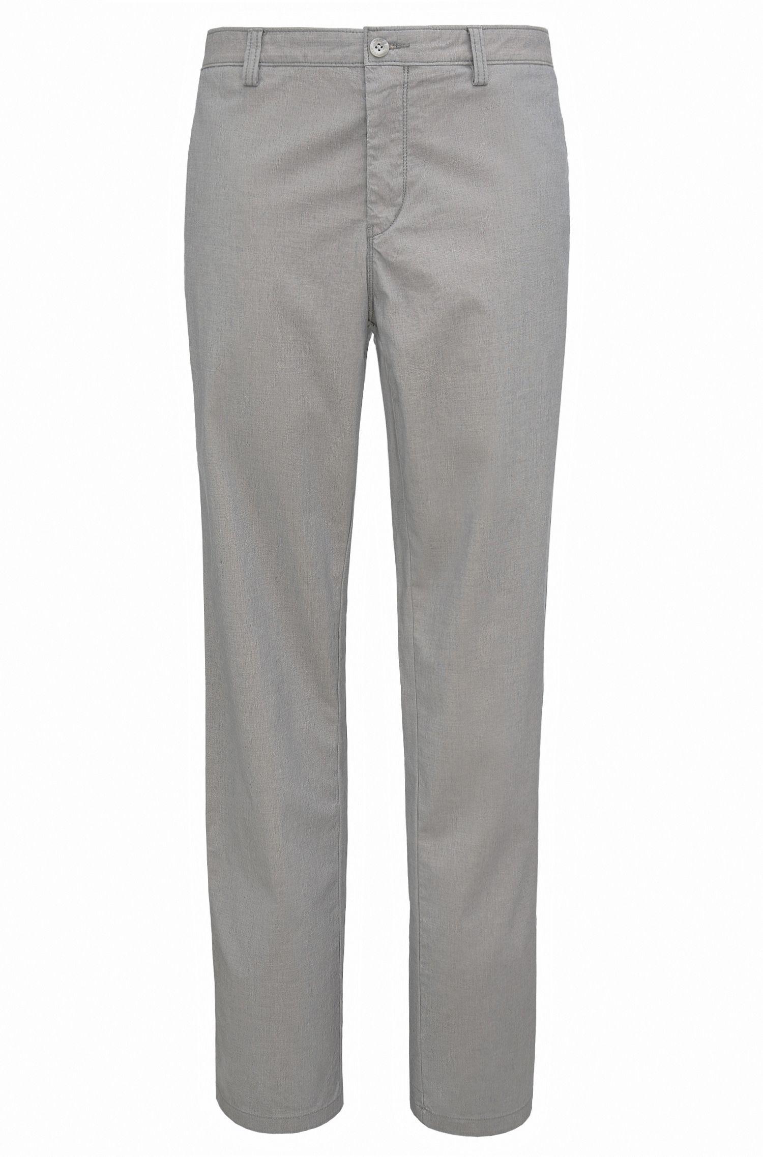 Chinos in stretch cotton: 'B-Crig1-3-W'