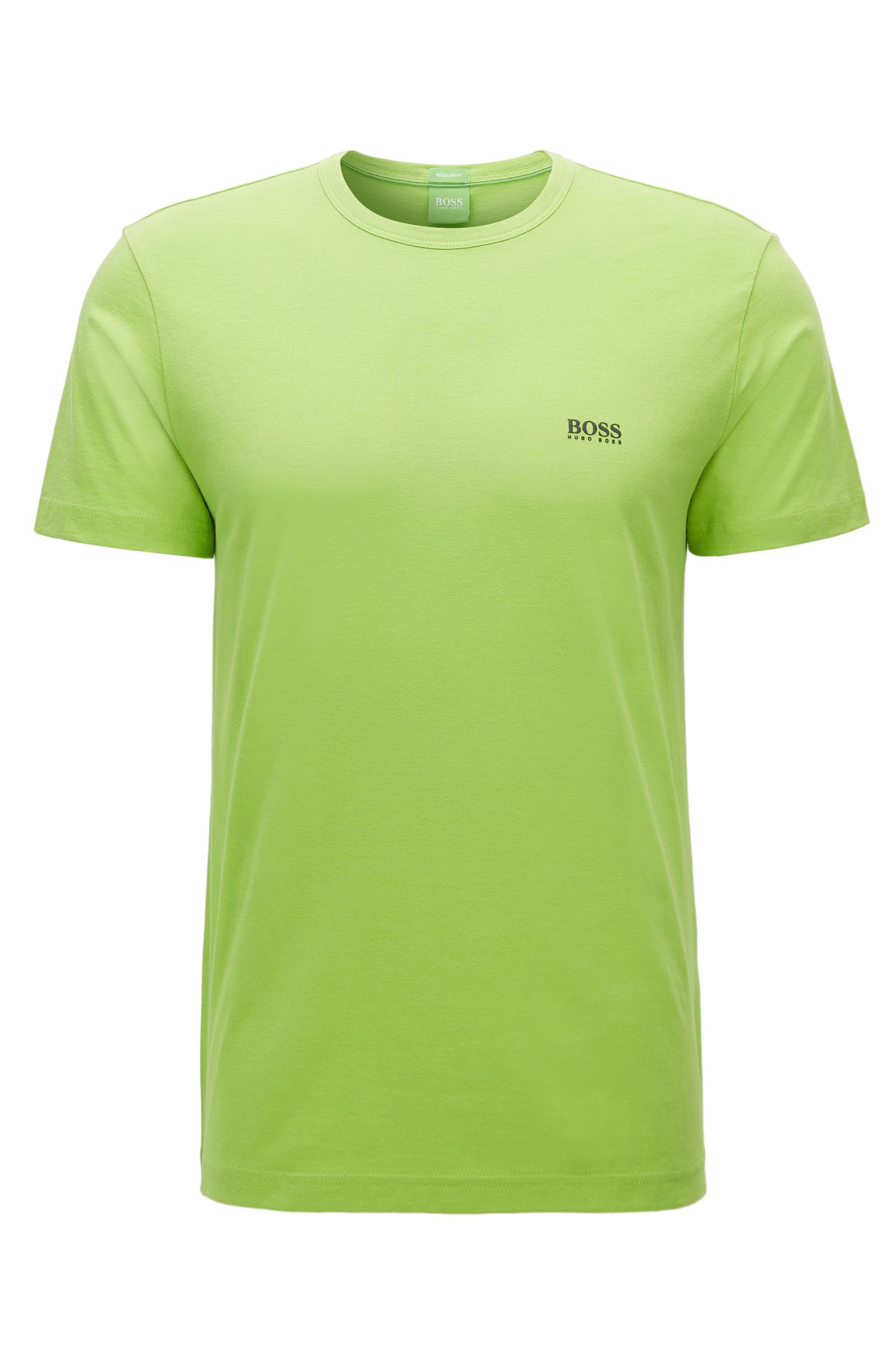 Regular-fit T-shirt van single jersey