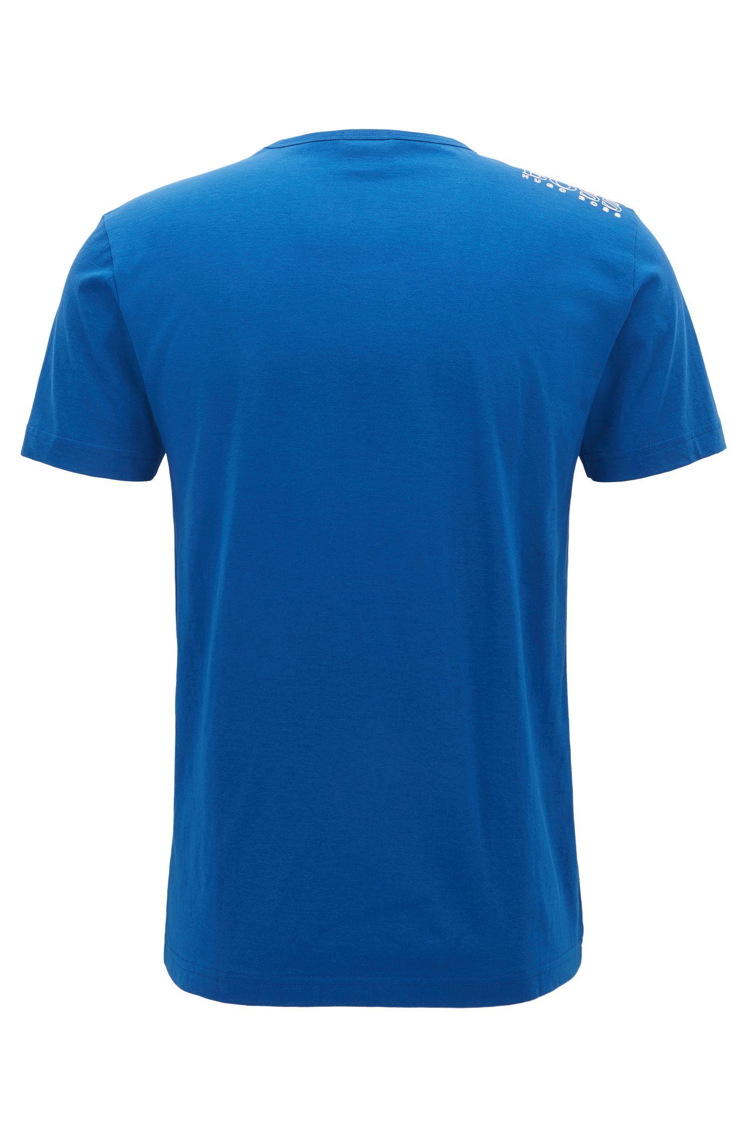 Regular-Fit T-Shirt aus Single Jersey