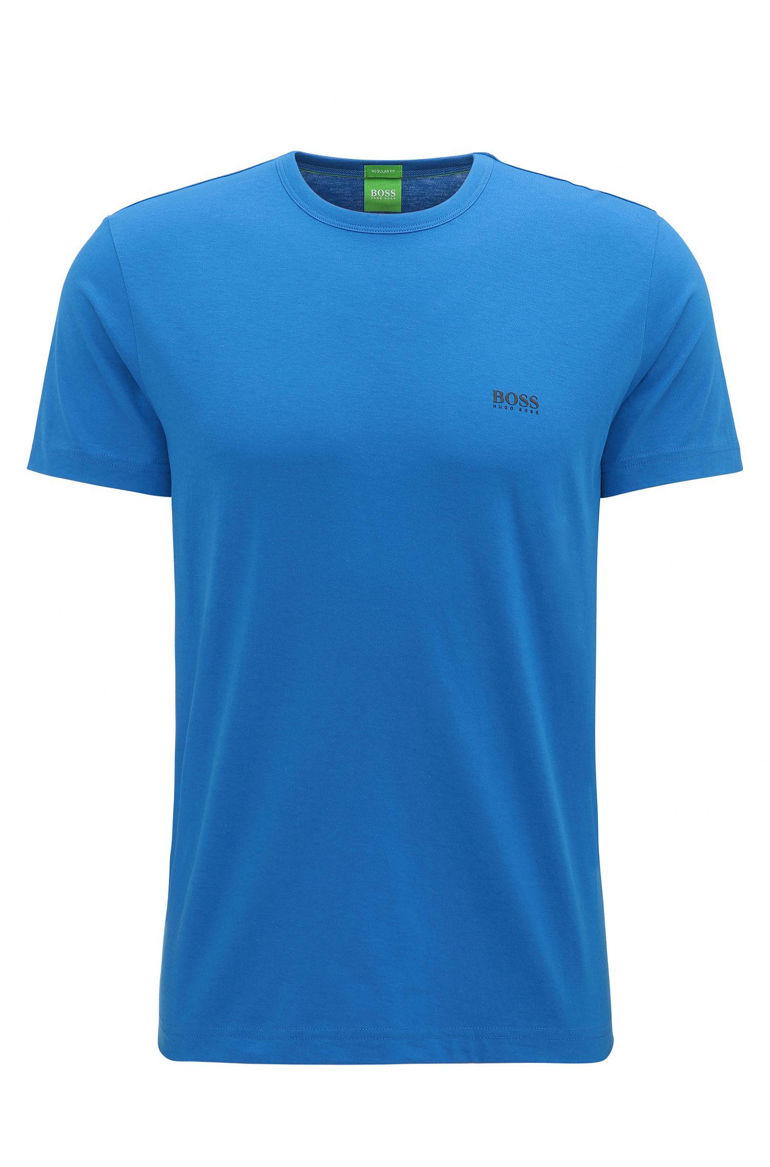 T-shirt Regular Fit en jersey simple